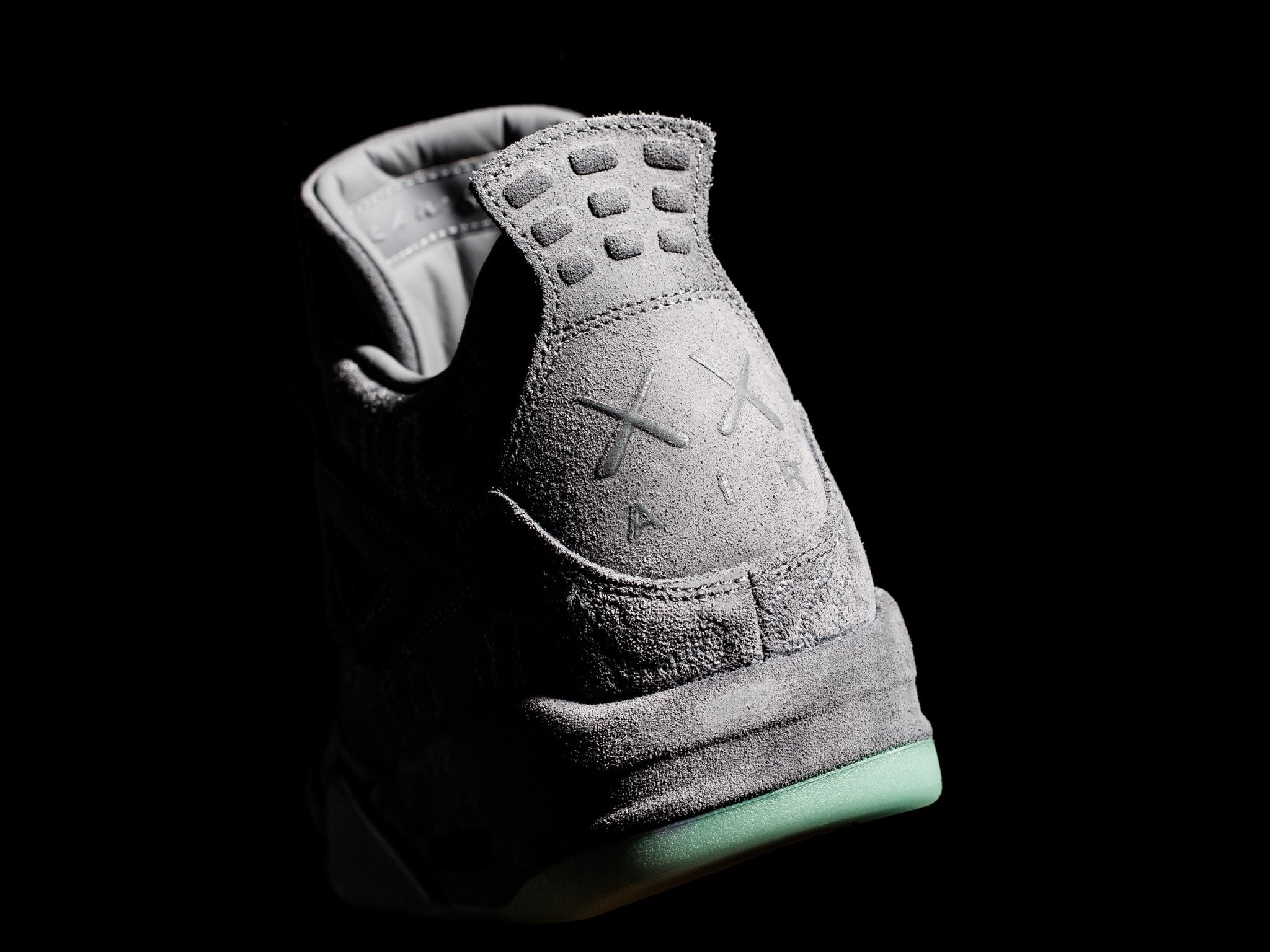 """The Air Jordan 4 Retro """"KAWS"""" is the first ever collaborative project  between the Jordan Brand and KAWS that takes the retro sneaker design past  a simple …"""