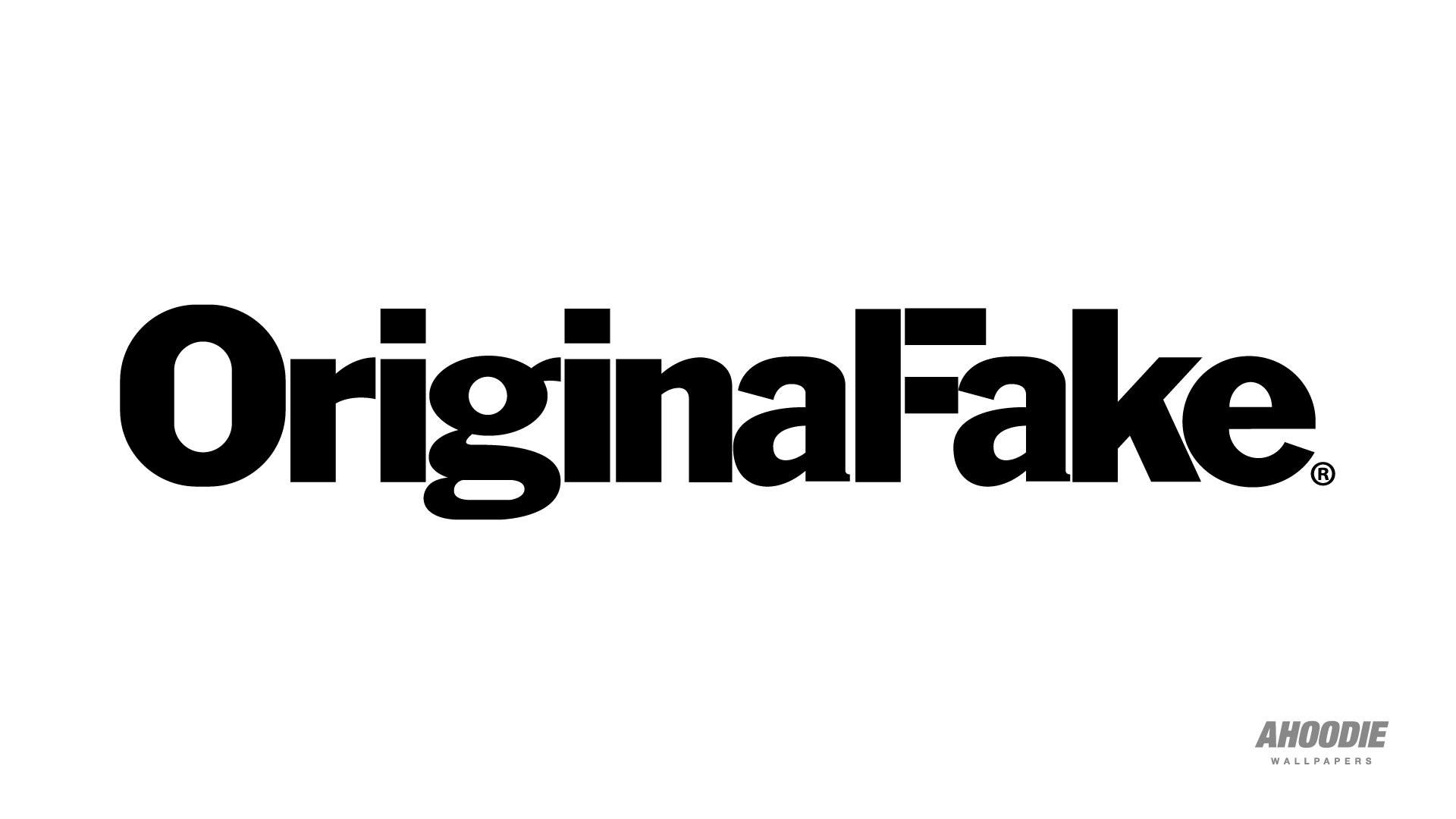 Original Fake · kaws 316861
