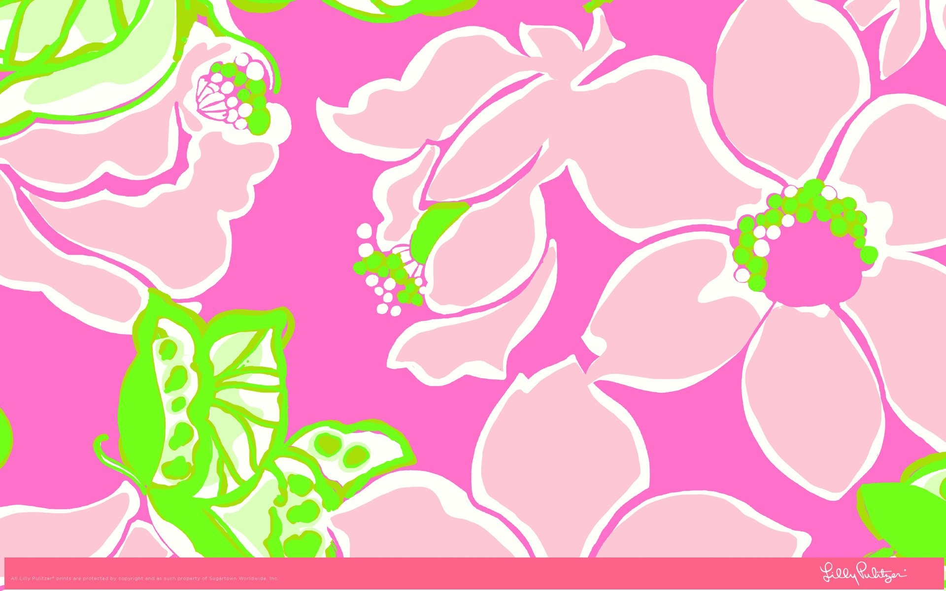 Lilly Pulitzer Desktop Backgrounds 677371