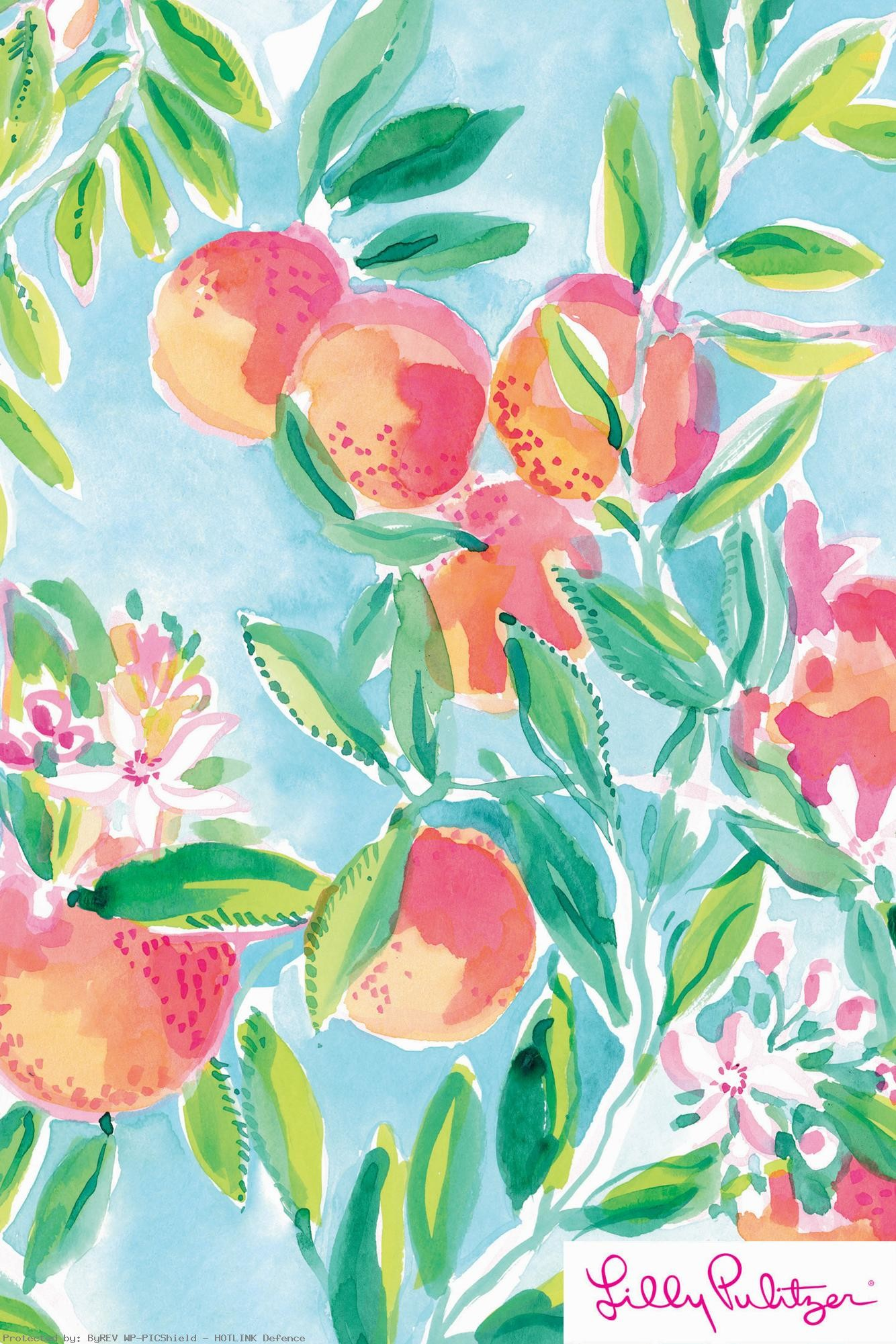 Fresh-Squeezed-Lilly-Pulitzer-x-Starbucks-wallpaper-wp4204308