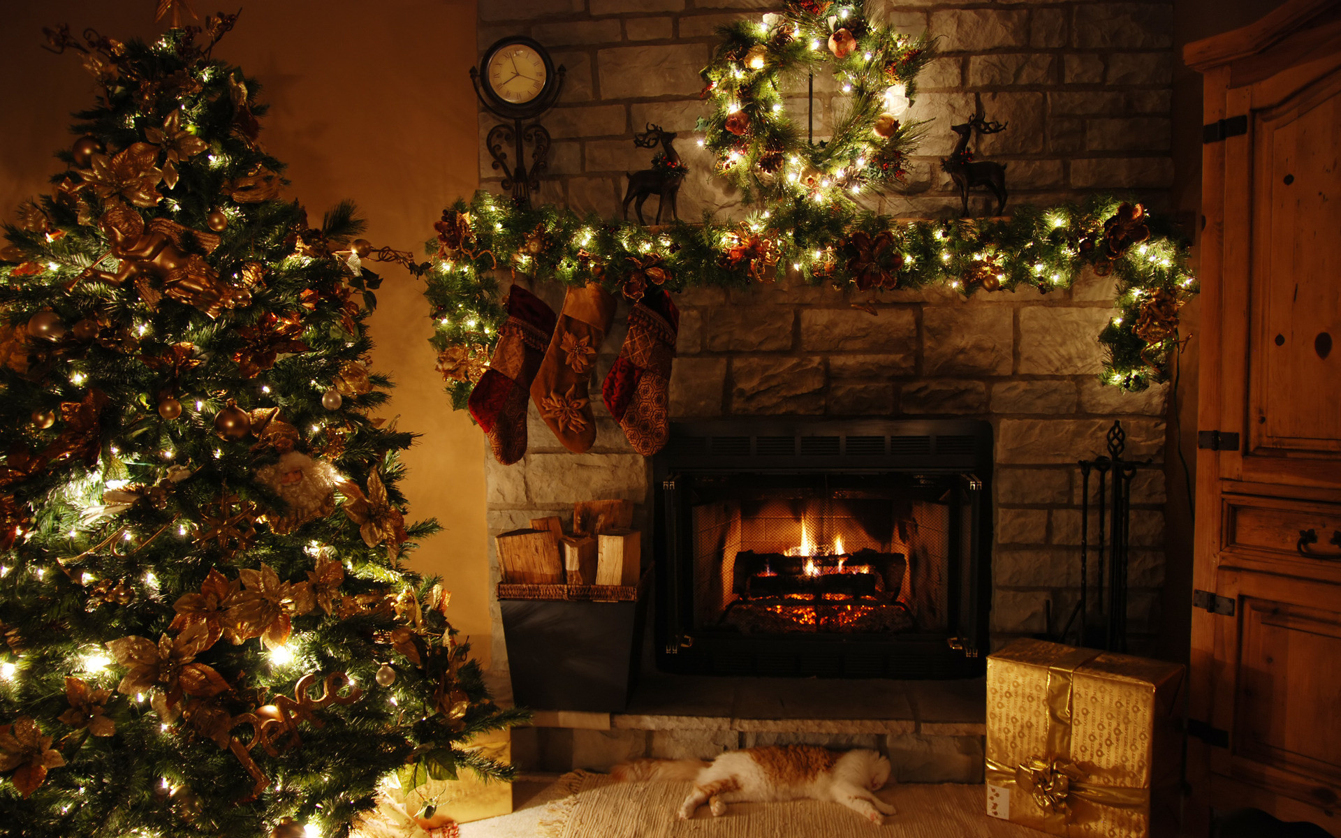 Christmas Night Exclusive HD Wallpapers #6031