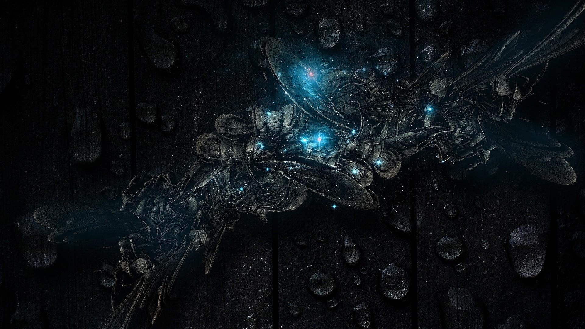 Amazing Digitalna tamna umjetnost Wallpaper HD Pozadine