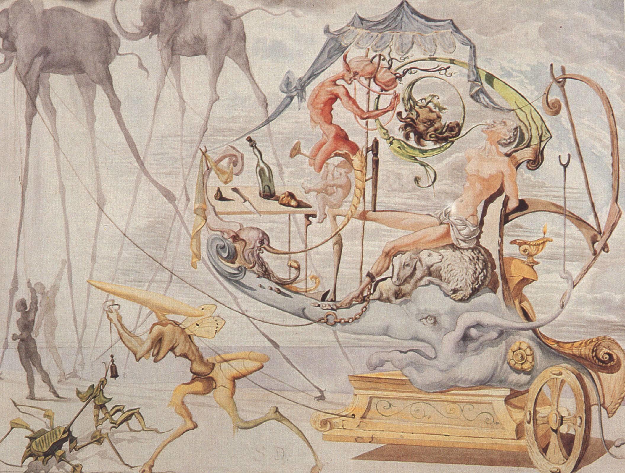 Download Salvador Dali Wallpaper 1600×1271 | Wallpoper #