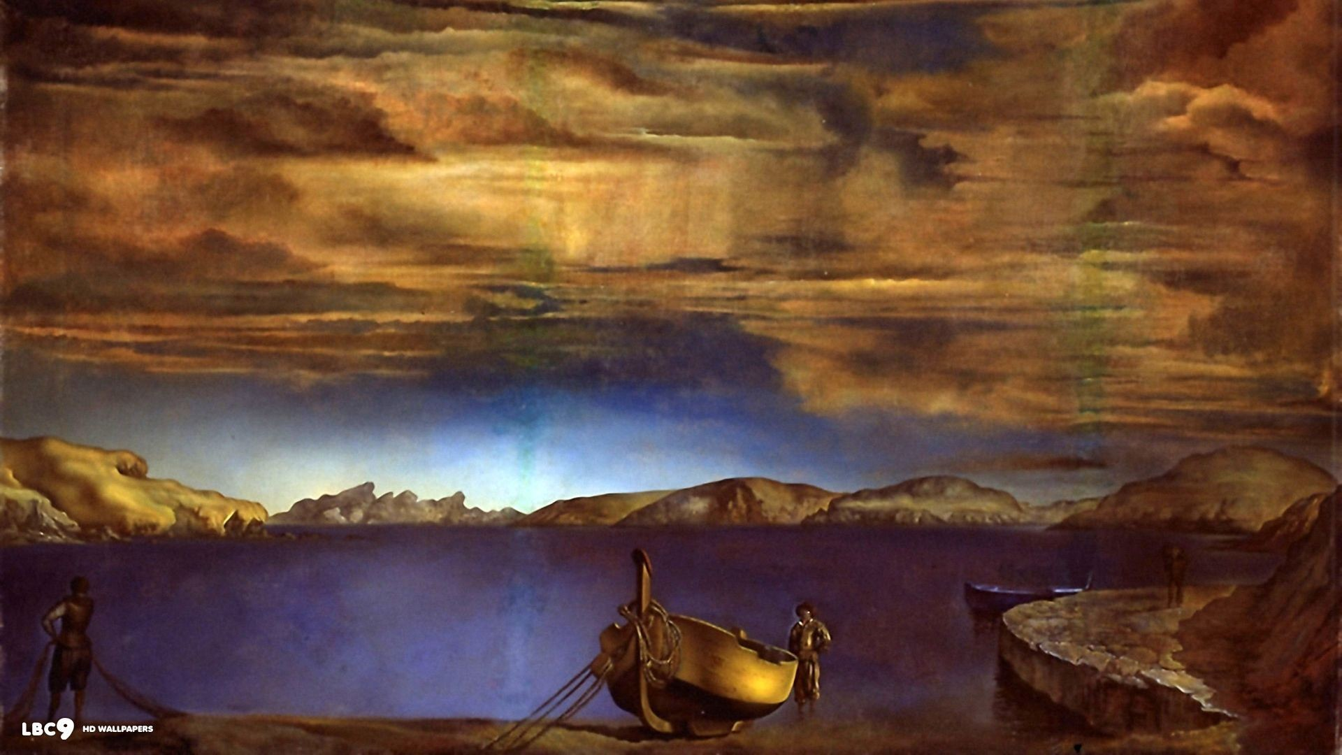 Download Salvador Dali Paintings Wallpapers Gallery