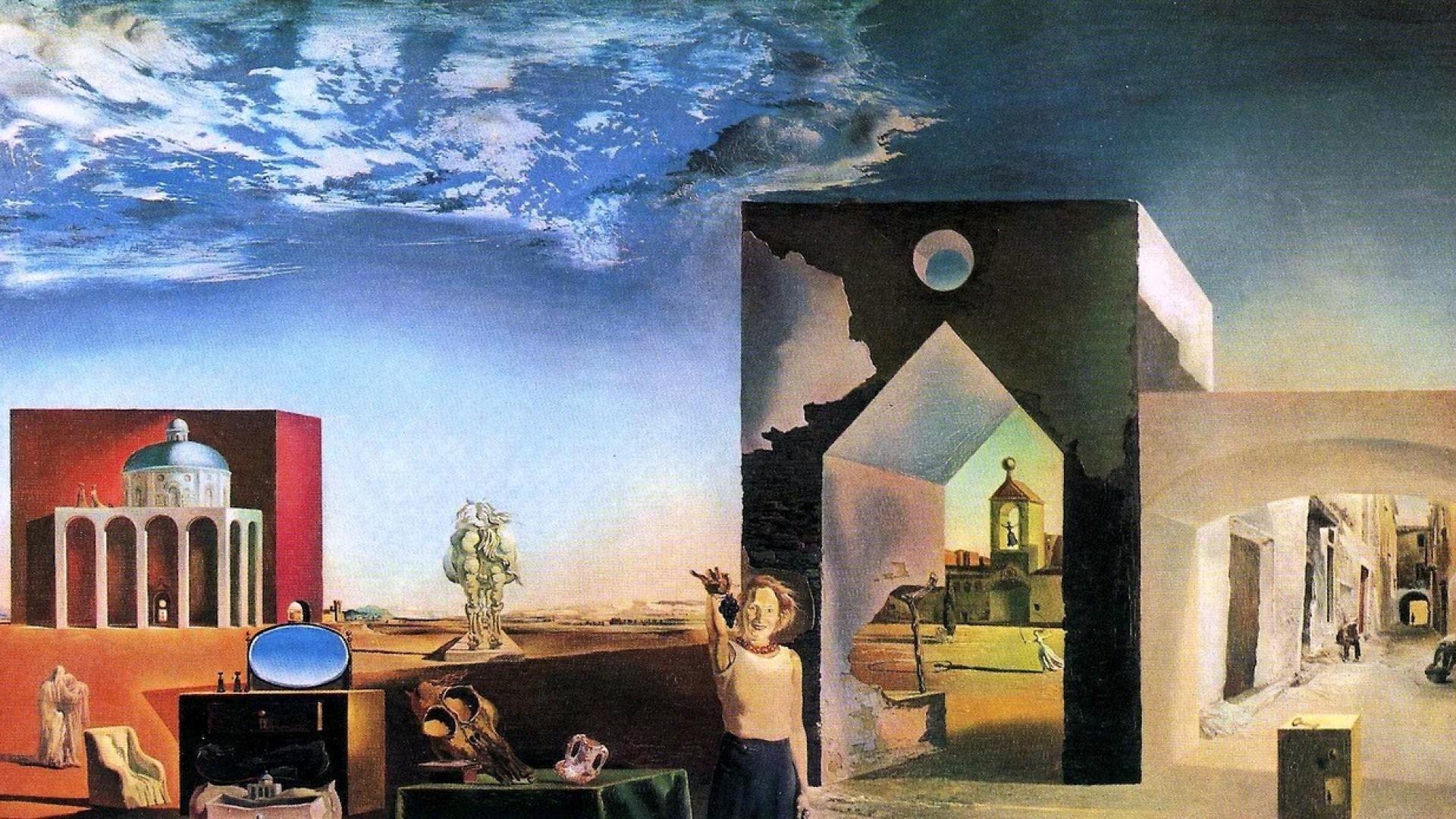 Salvador Dali Wallpapers – Wallpaper Cave