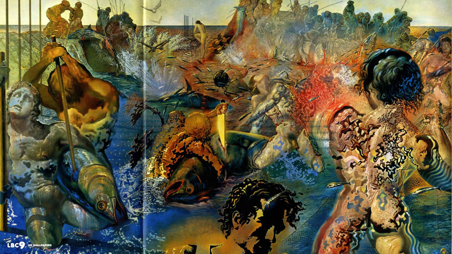 salvador dali wallpaper 37/38 | paintings hd backgrounds