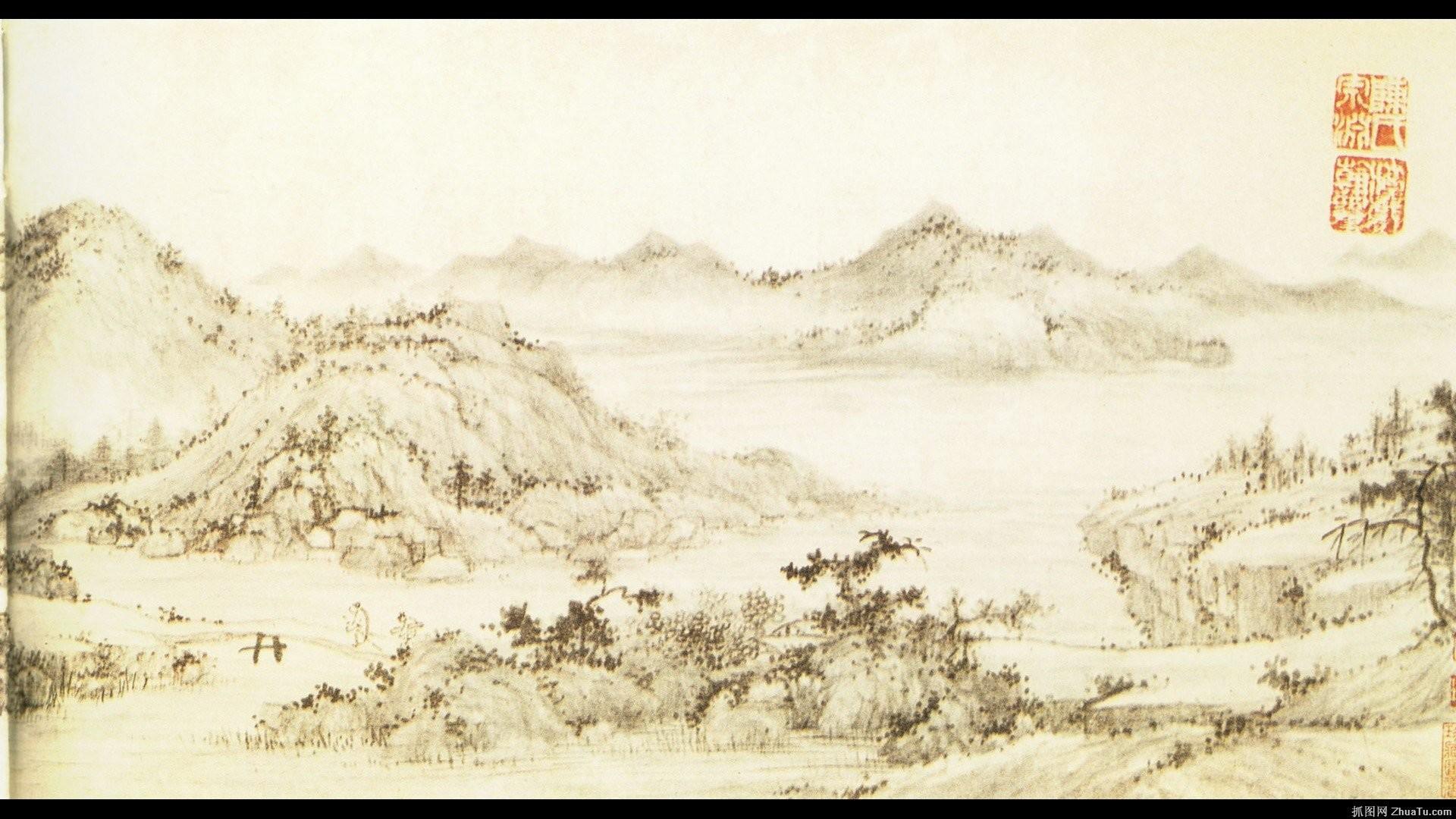 Chinese Landscape Wallpaper – WallpaperSafari