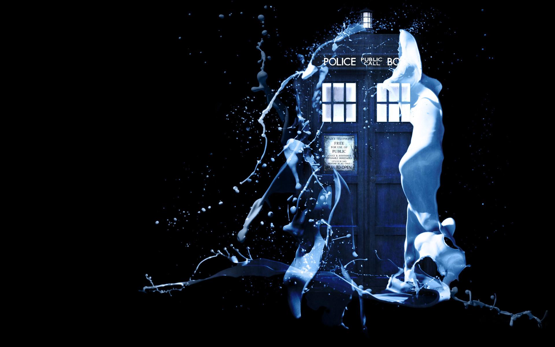 TARDIS Wallpapers (83 Wallpapers)