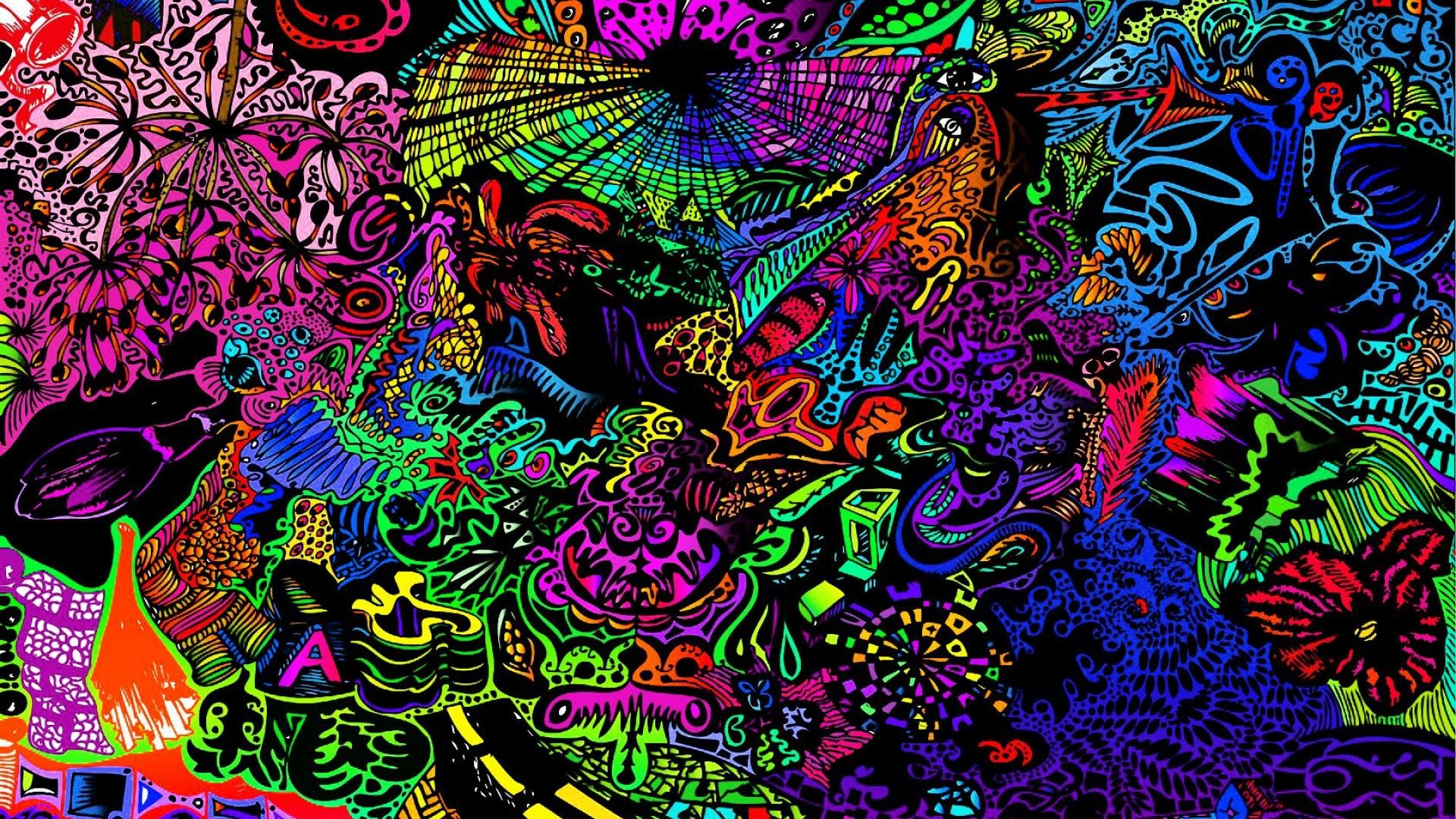 Trippy wallpaper 1680×1050 HQ WALLPAPER – (#44262)
