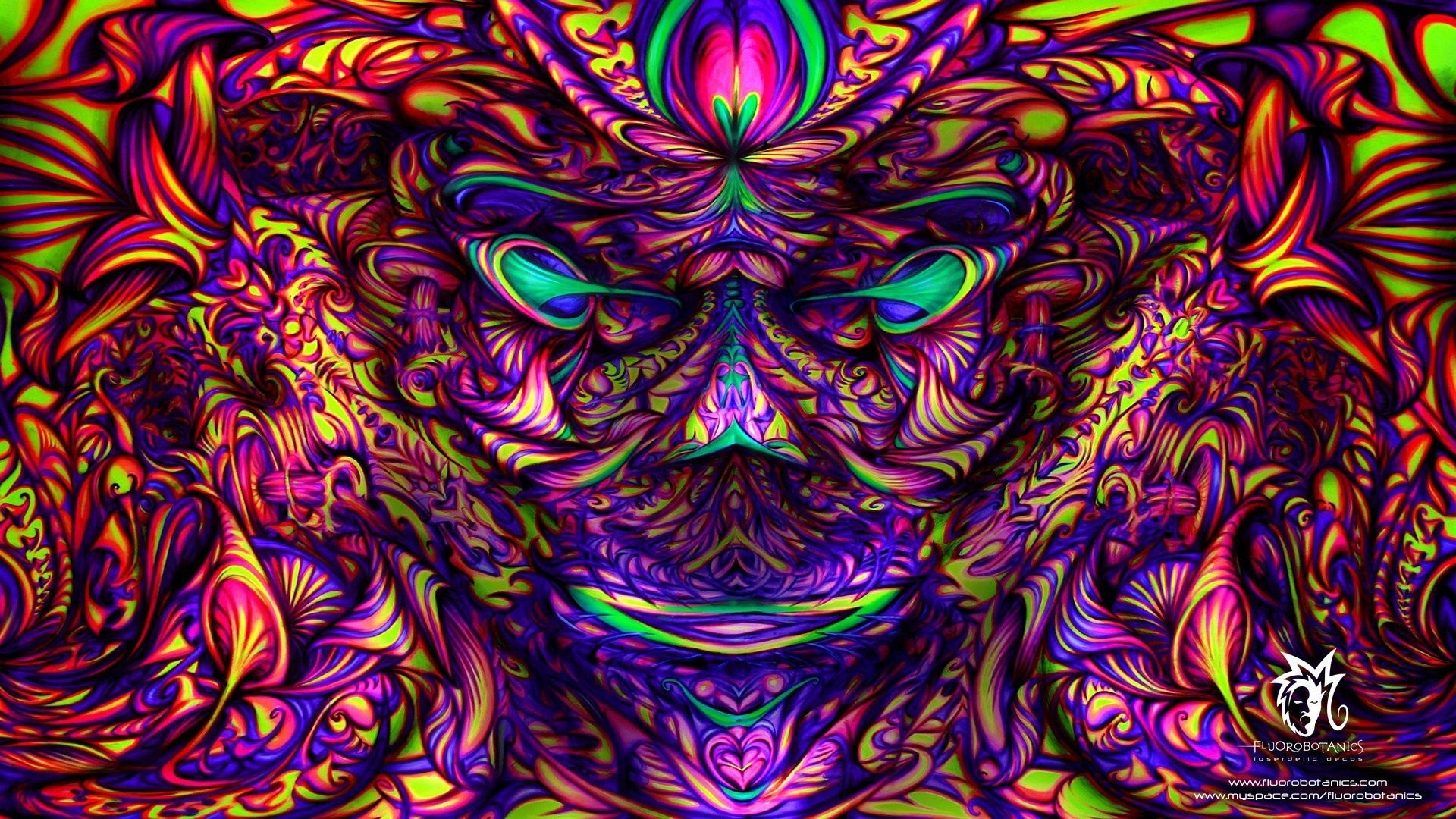 Trippy Stoner Wallpapers Group (55 )