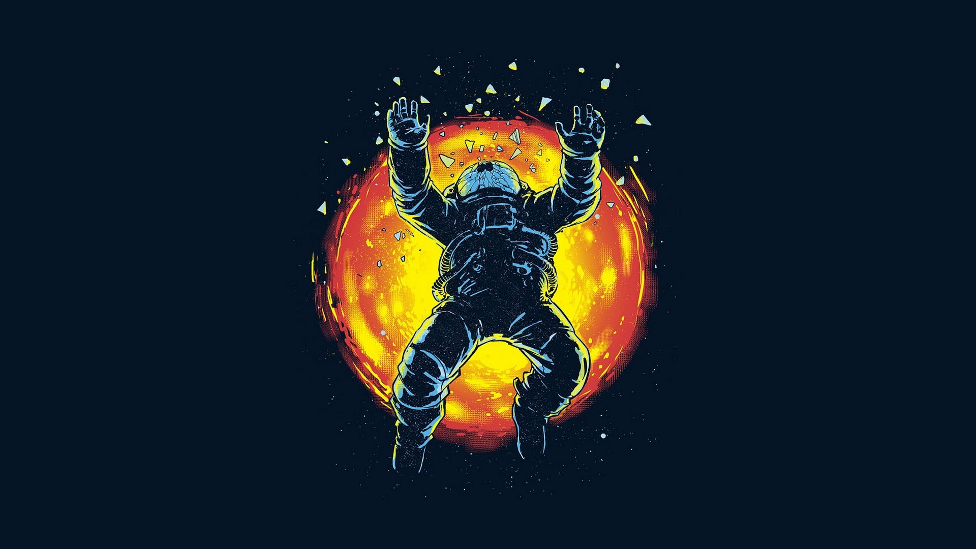 779768587 Spaceman Wallpaper | Download for Free