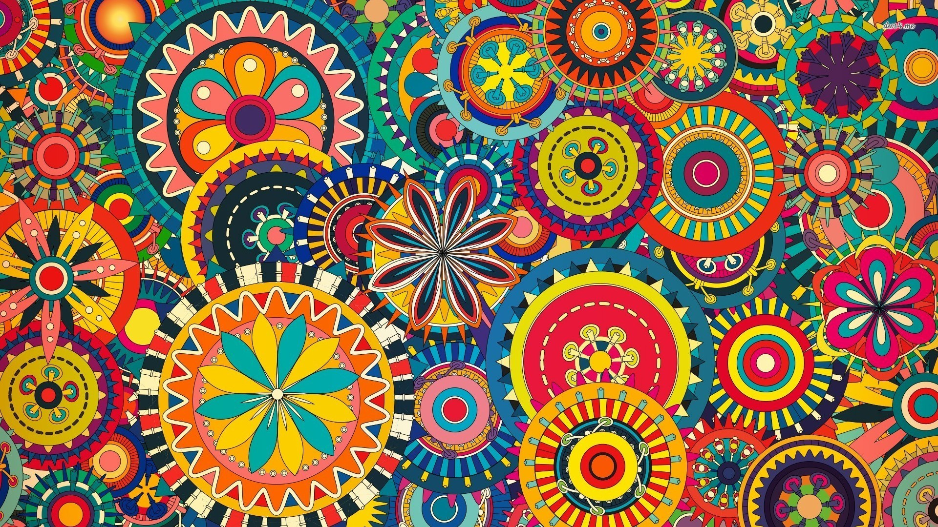 Colorful Aztec Mobile Wallpaper High Resolution Wallpaper px  957.08 KB