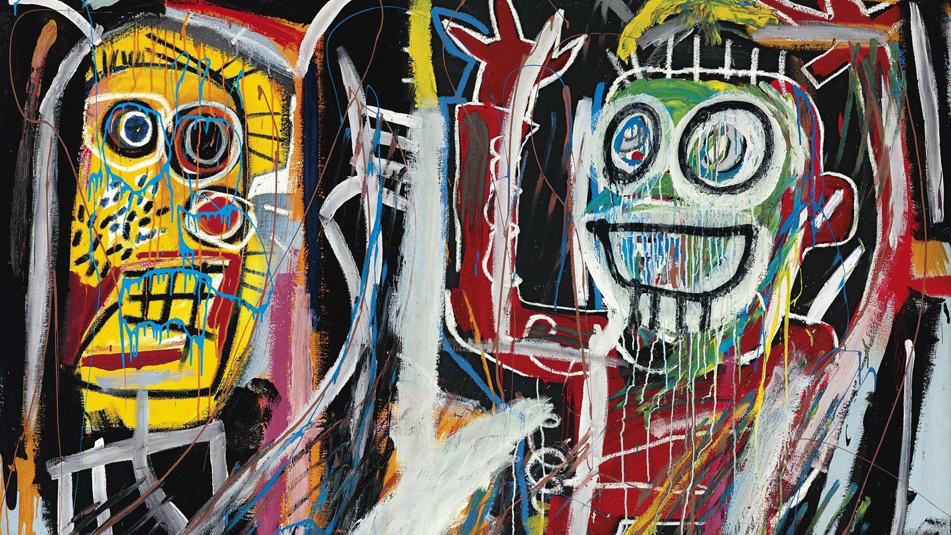 Basquiat Hd Wallpaper Pixelstalk Net