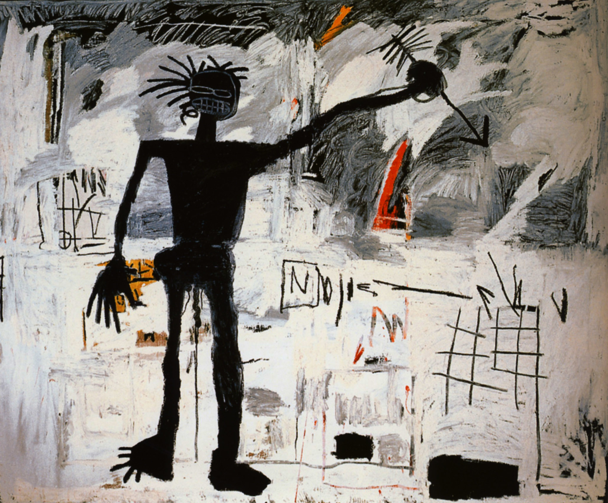 Jean Michel Basquiat Wallpaper