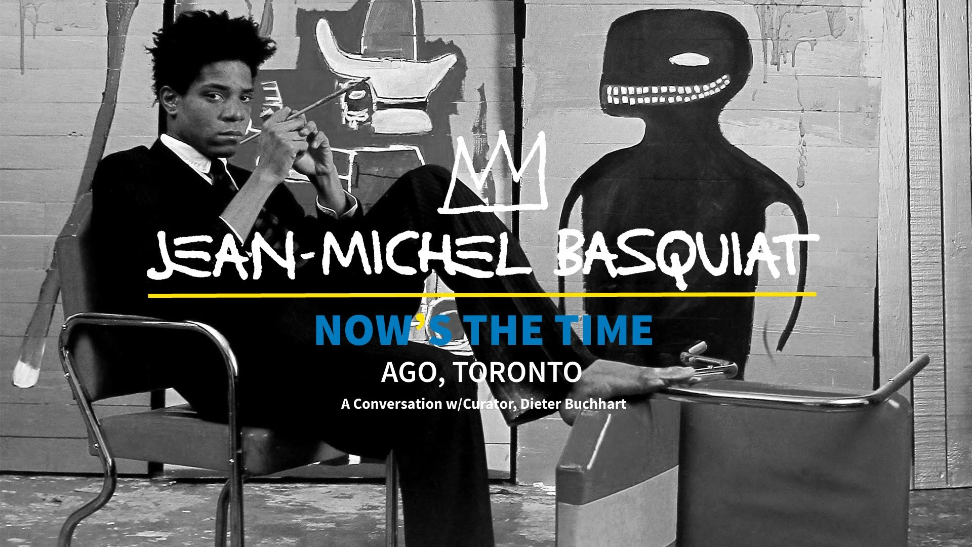 FashCam Focus | Jean-Michel Basquiat Now's The Time … a conversation  w/Curator Dieter Buchhart – YouTube