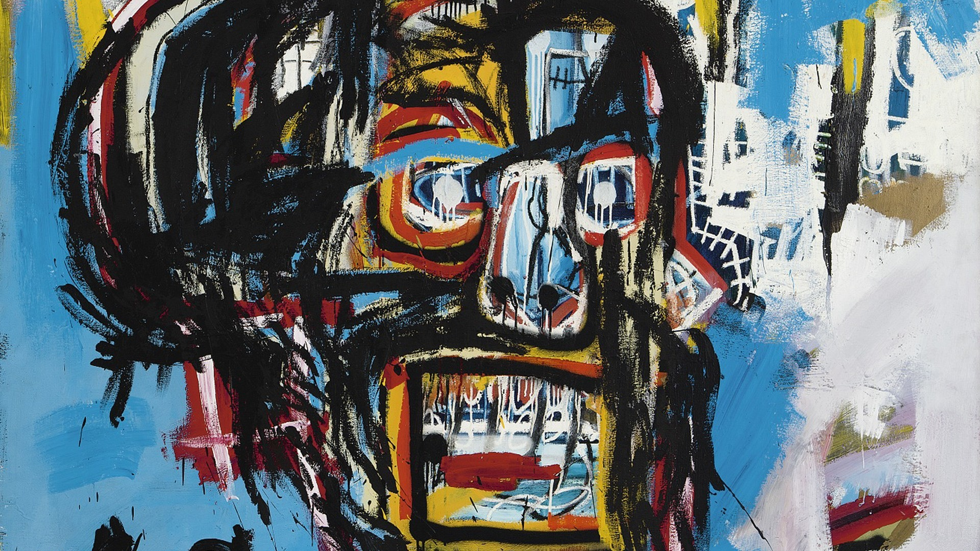 Is Jean-Michel Basquiat turning in his grave? Last week in his hometown New  York, where he was so badly treated during most of his life, Sotheby's set  an …