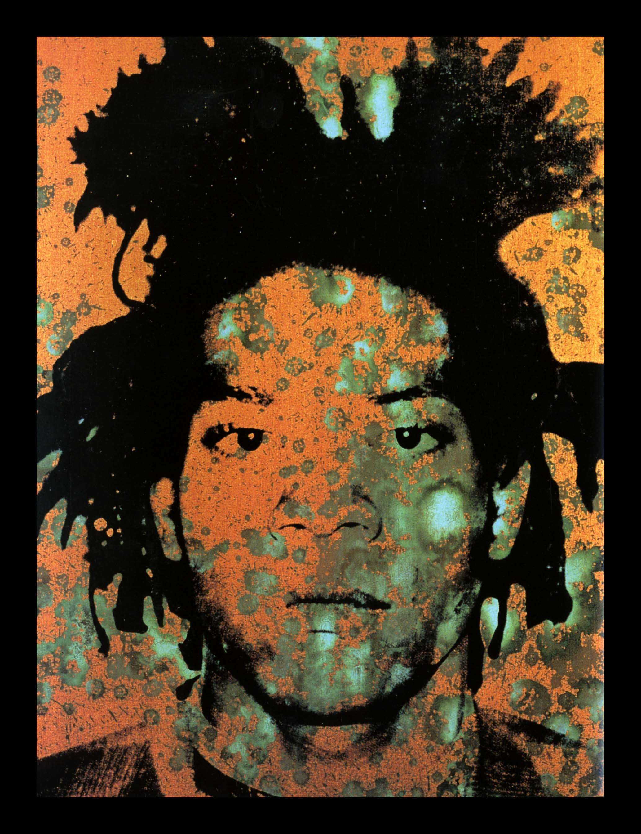 I love Jean Michel Basquiat
