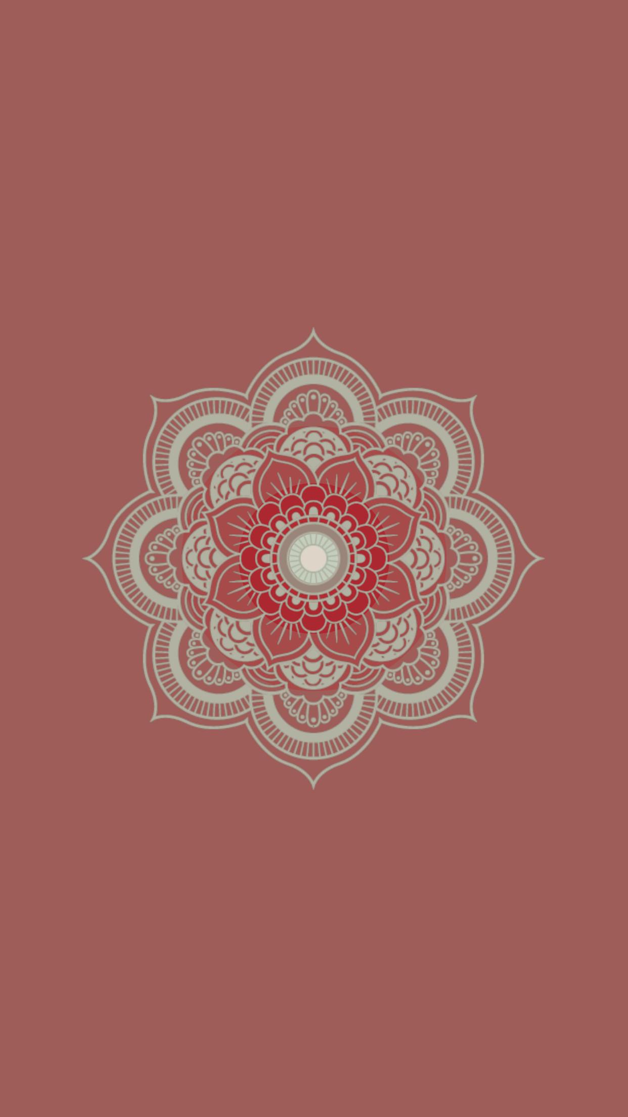 Mandala Wallpaper Set – 2 of ➄