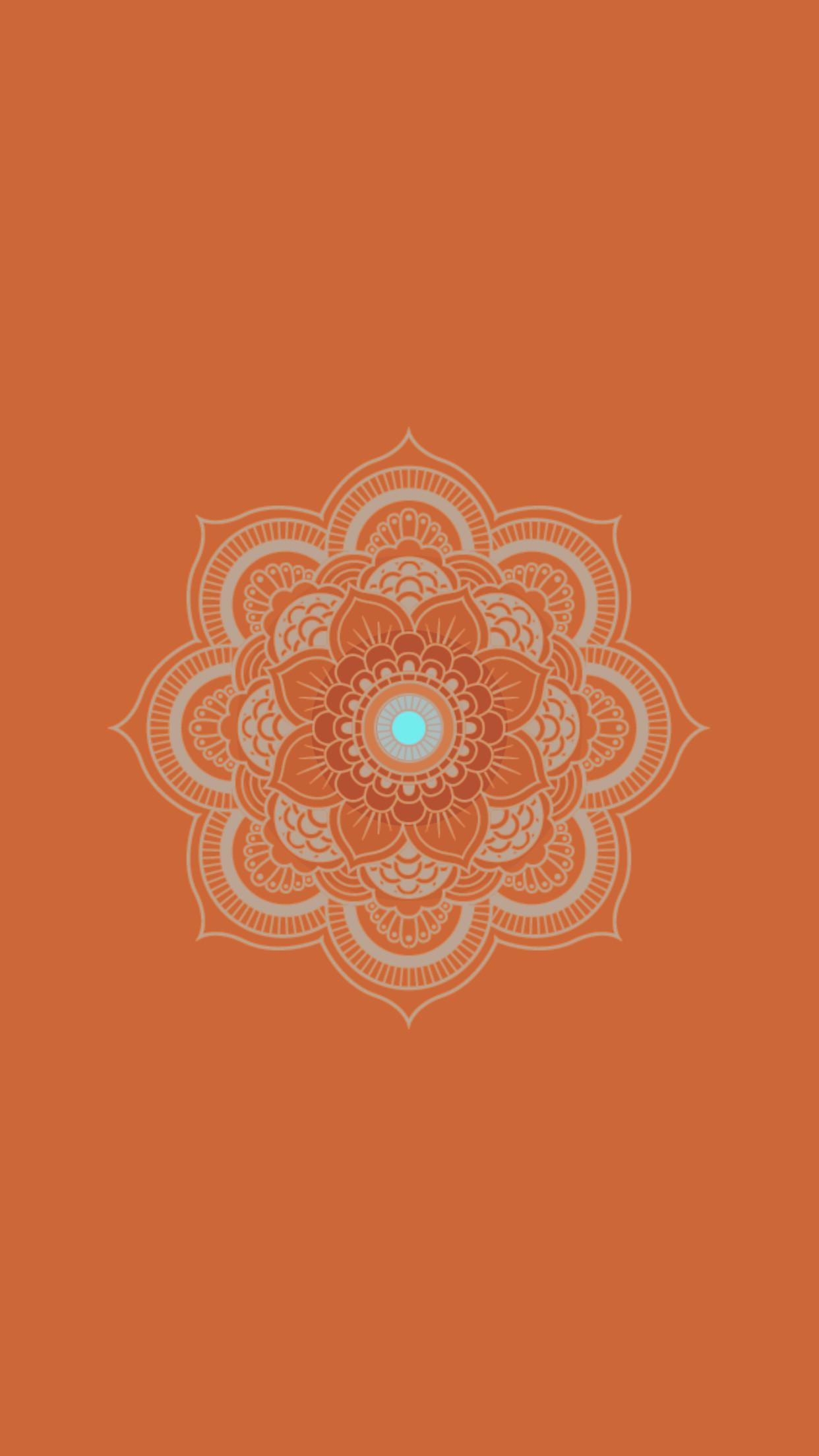 I made some iPhone Mandala High Resolution Wallpapers – Imgur