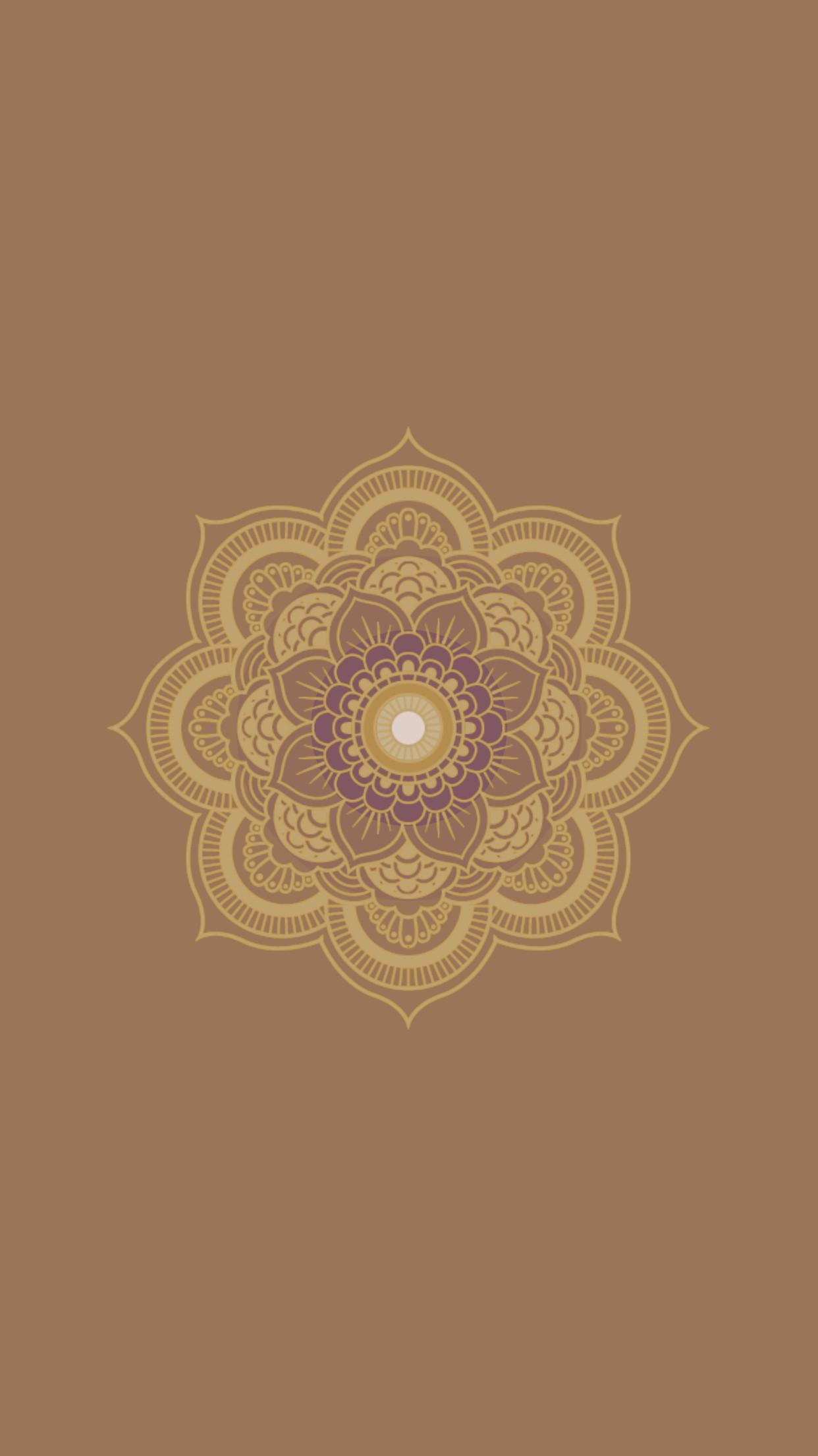 Mandala Wallpaper Set – 4 of ➄