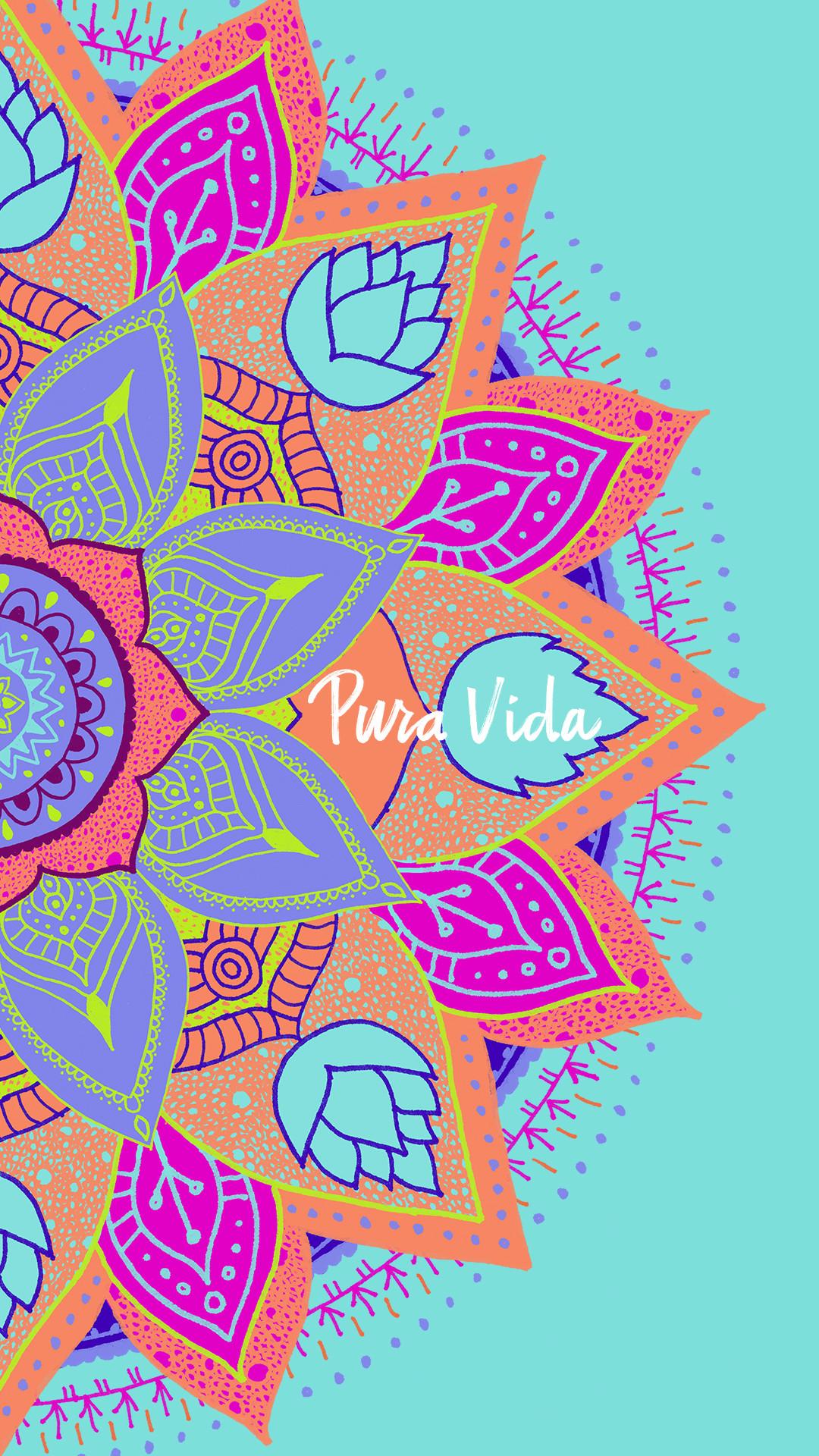 I really like this mandala's wallpaper