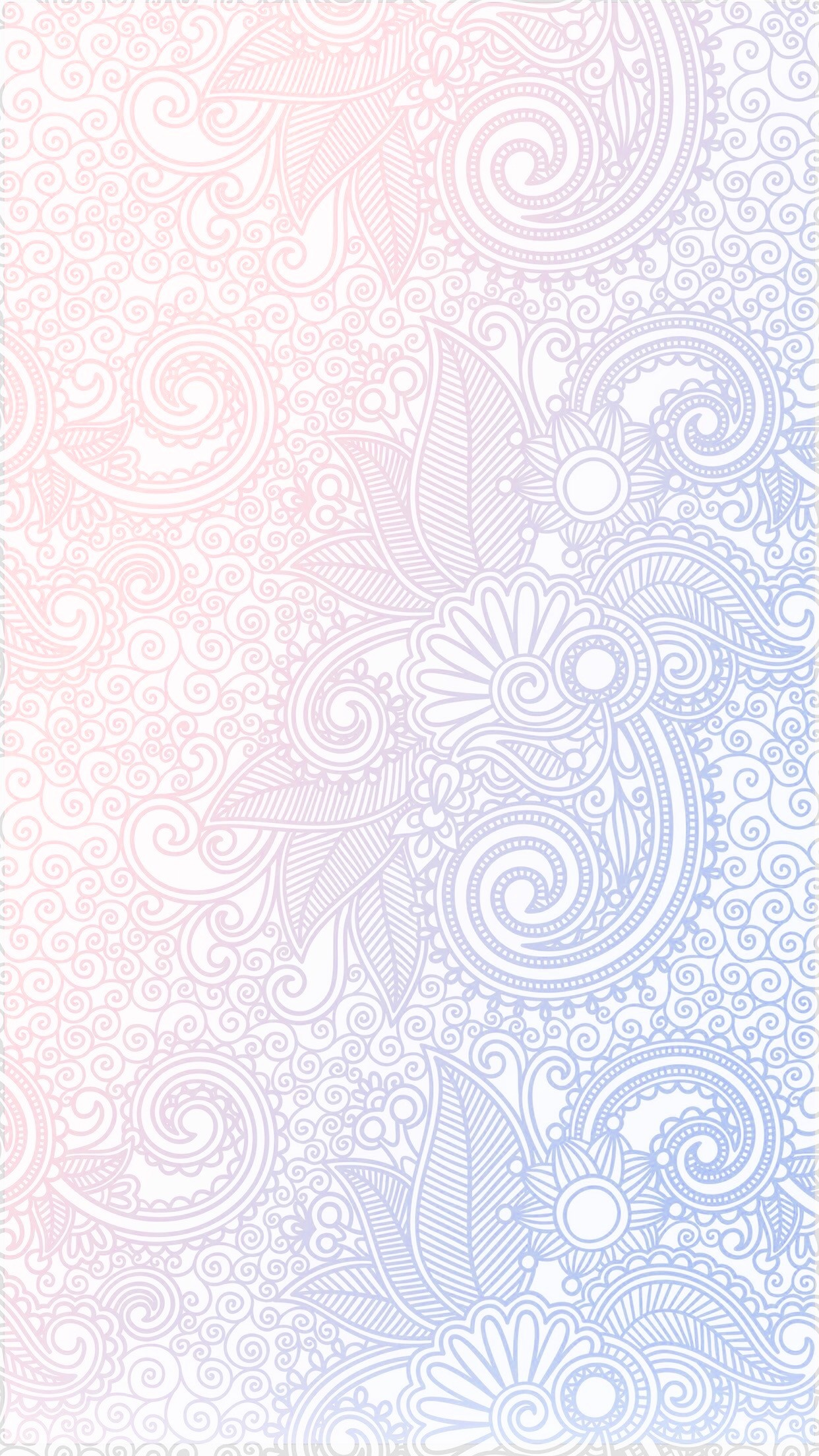 iPhone wallpaper serenity rose quartz Pantone 2016 background