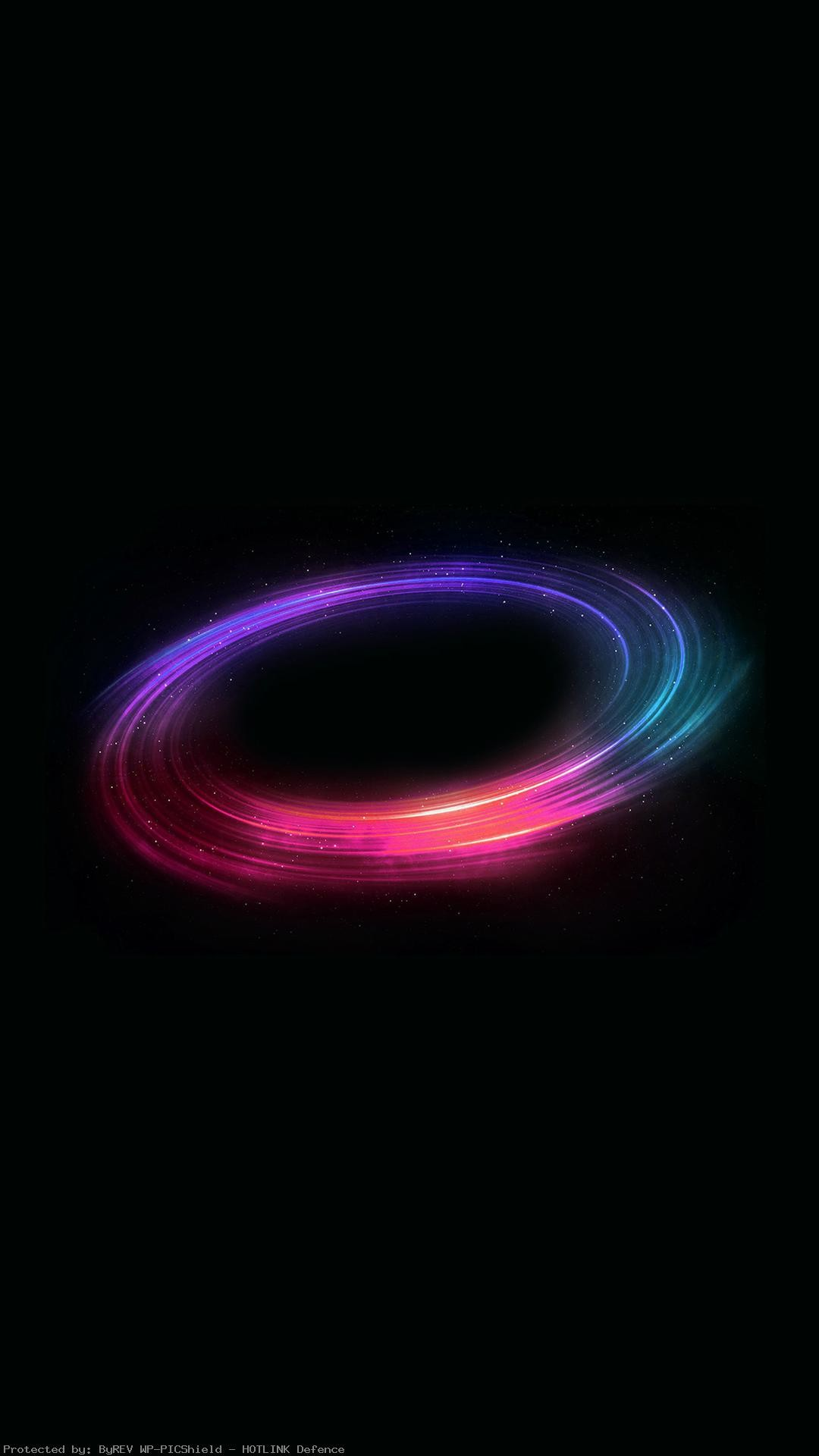 Space-Magic-Circle-Red-Art-Pattern-iPhone-plus-