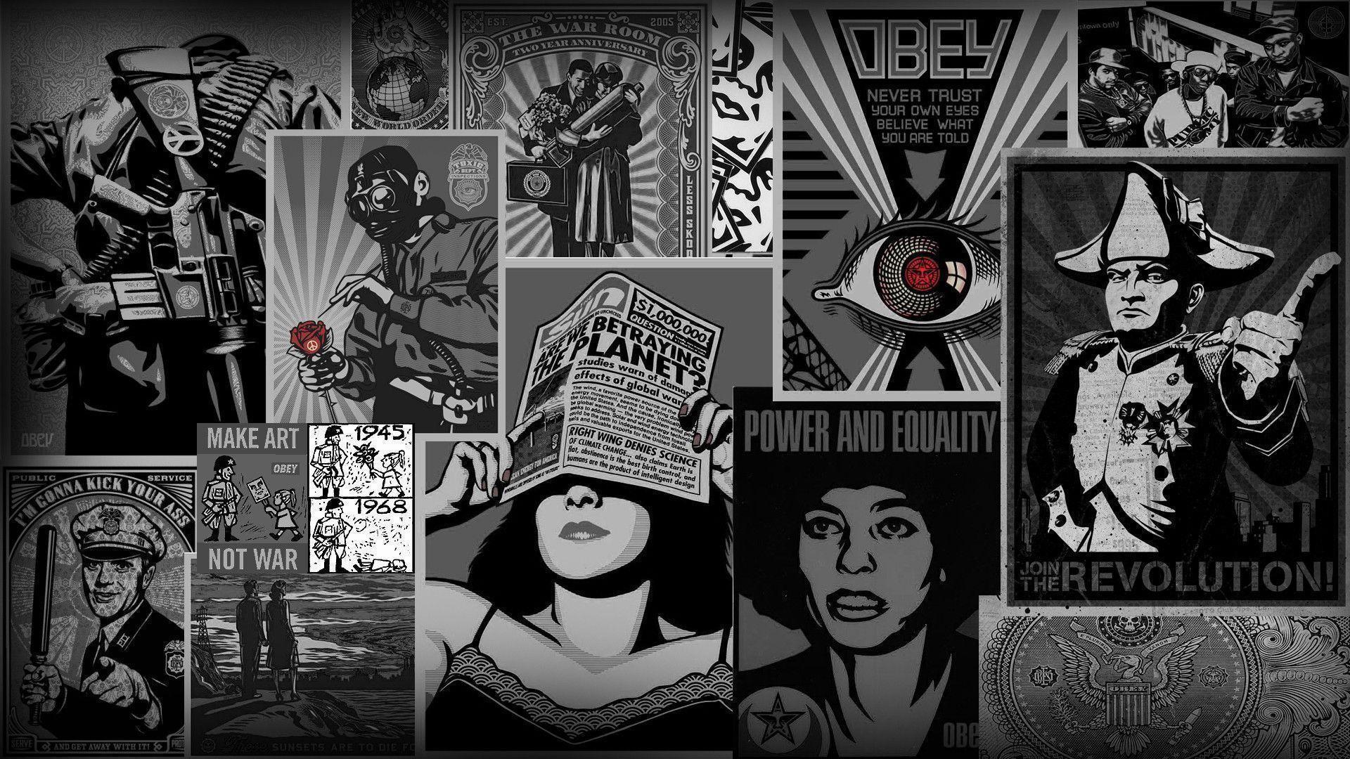 Obey Hd wallpaper – 997937