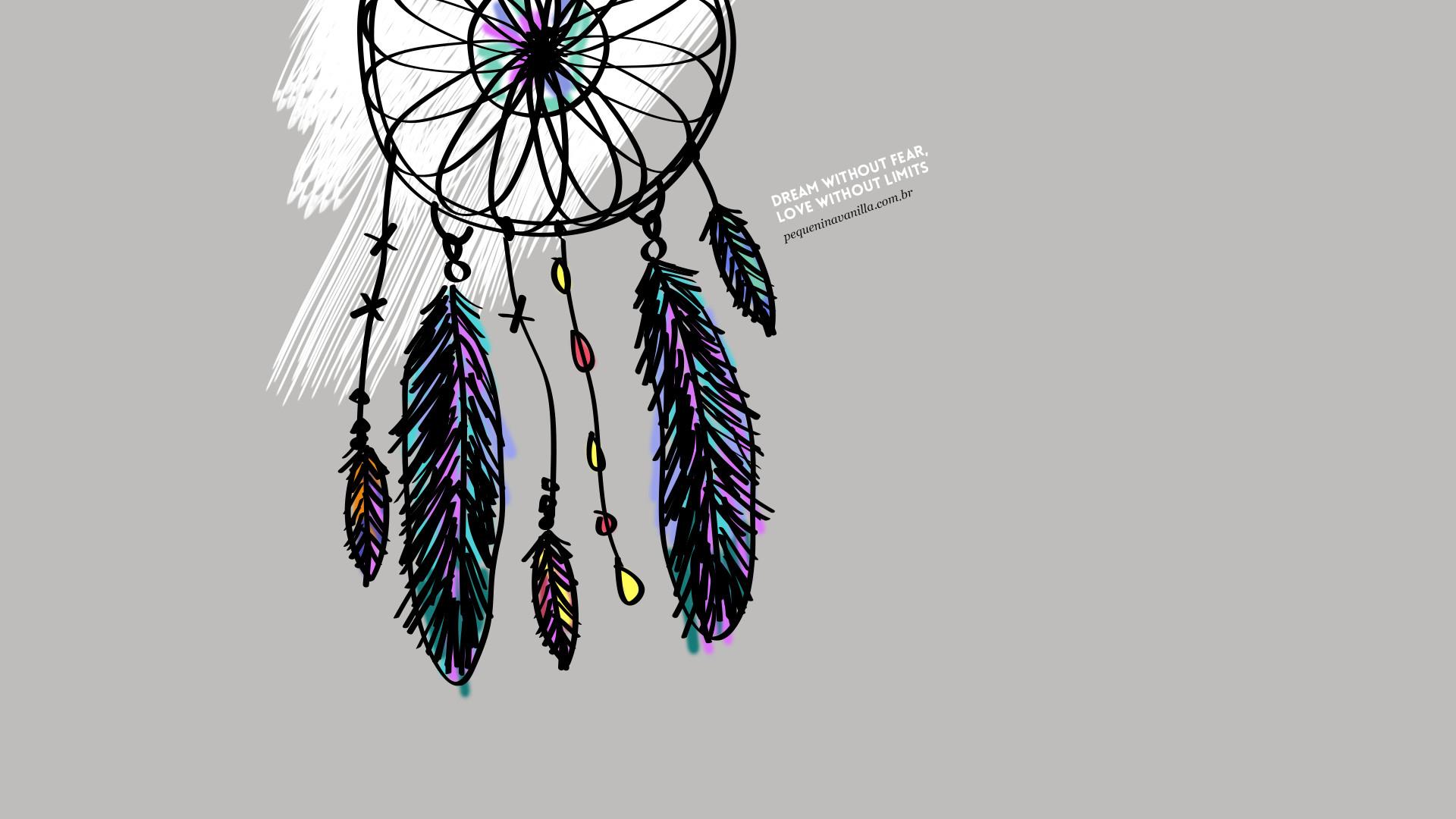 Grey illustrated dreamcatcher Dream Love desktop wallpaper background |  iPhone and desktop wallpapers | Pinterest | Wallpaper backgrounds and  Wallpaper