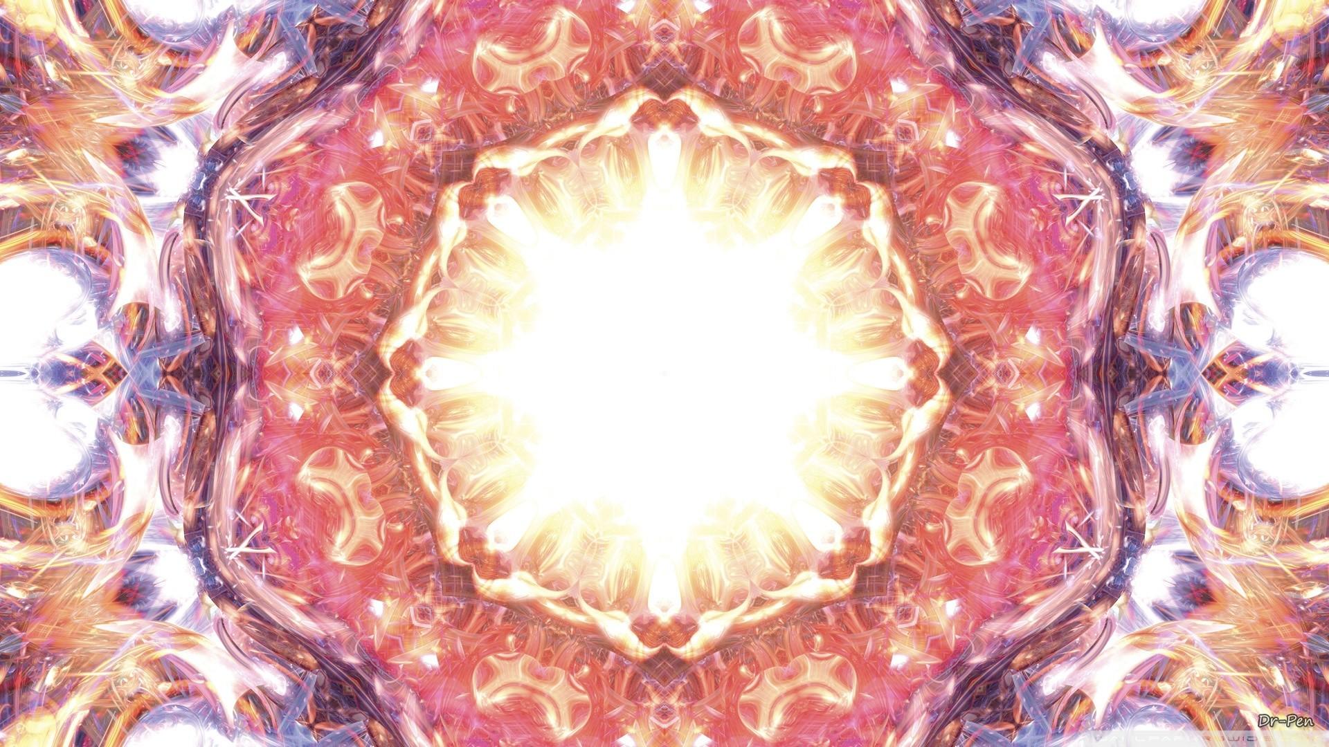 Star Flower Mandala