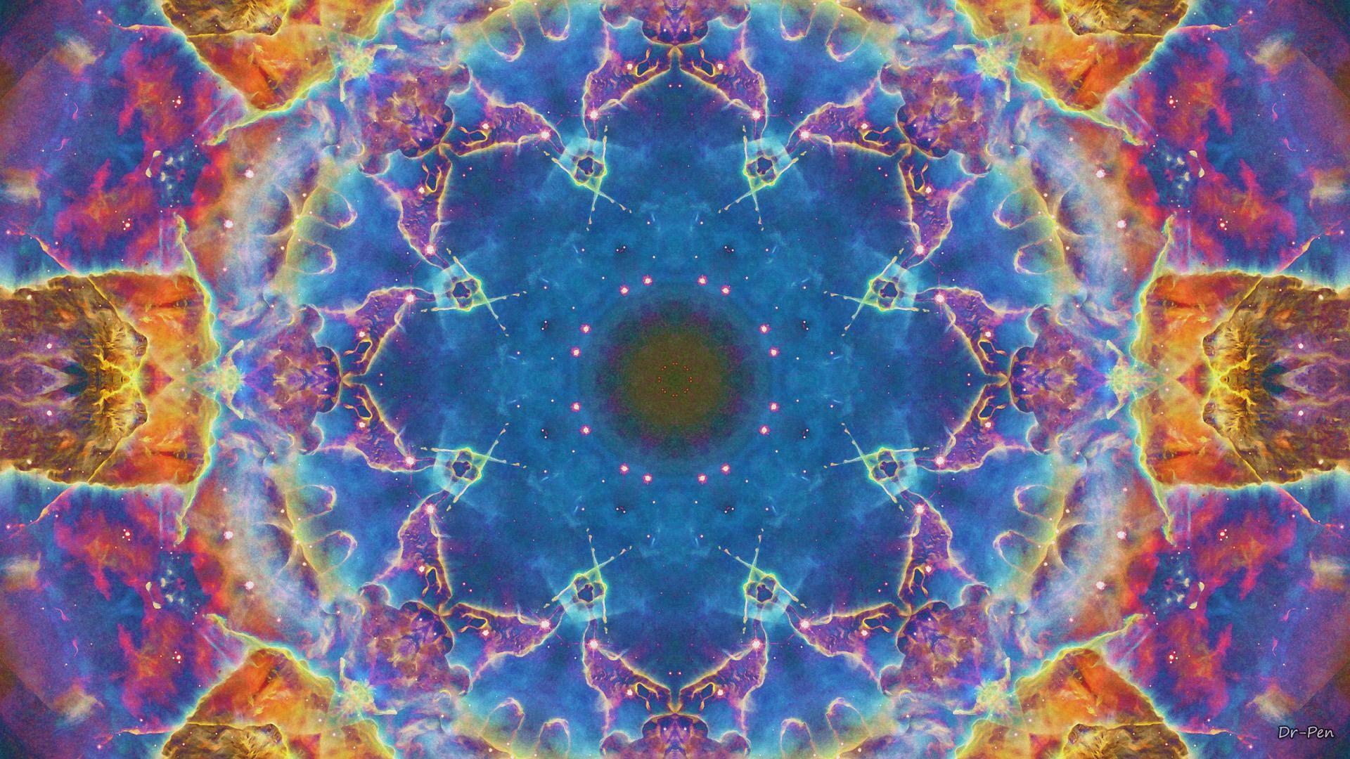 Space Mandala No2 [1920×1080]