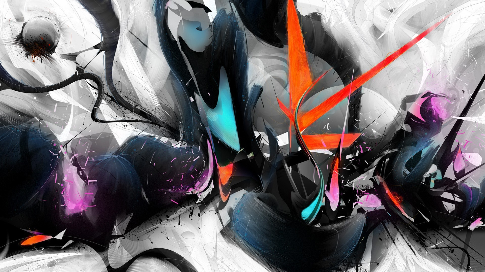 Cool Wallpapers Abstract Designs HD Wallpaper