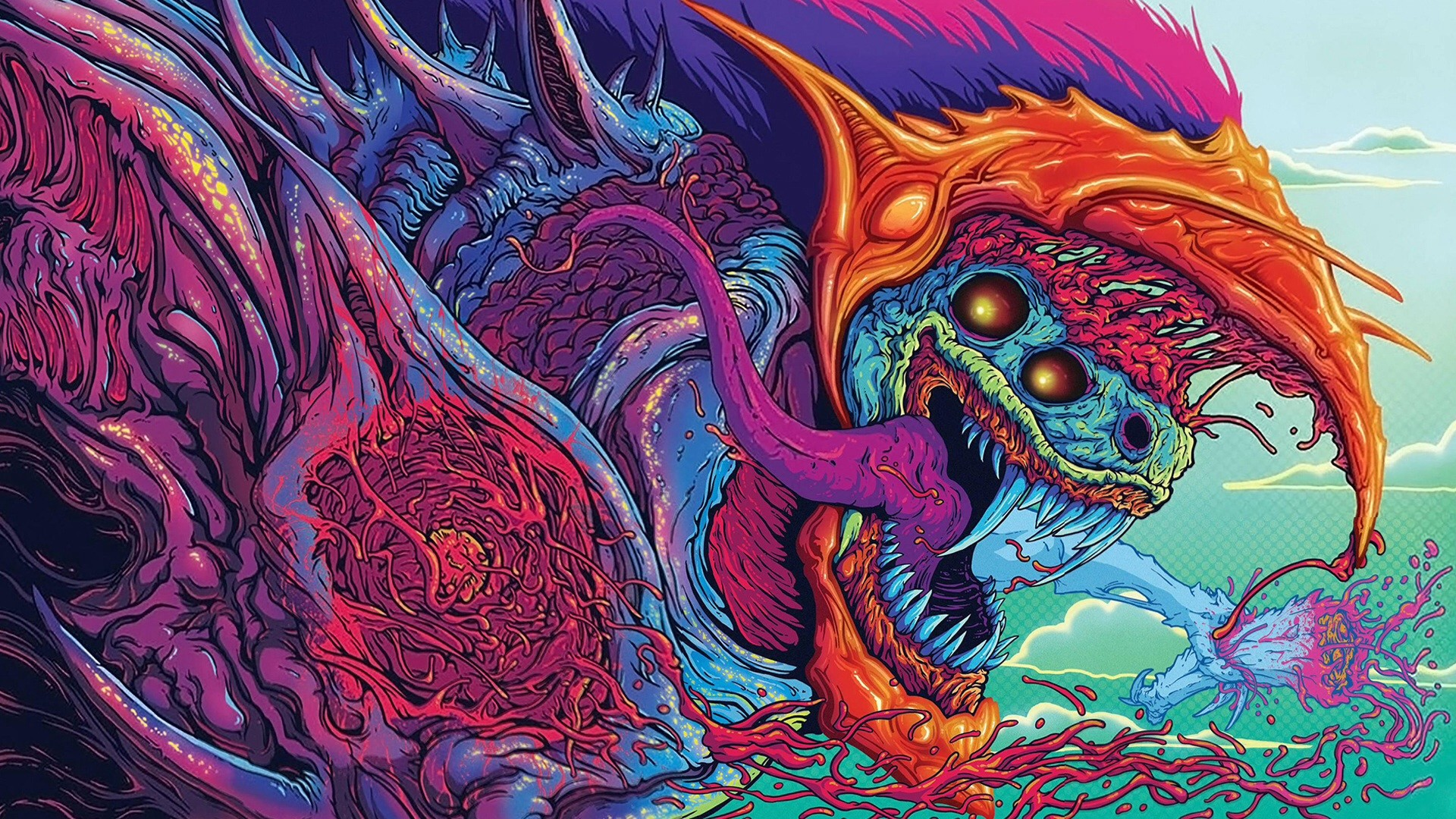 Tags: Psychedelic Cool