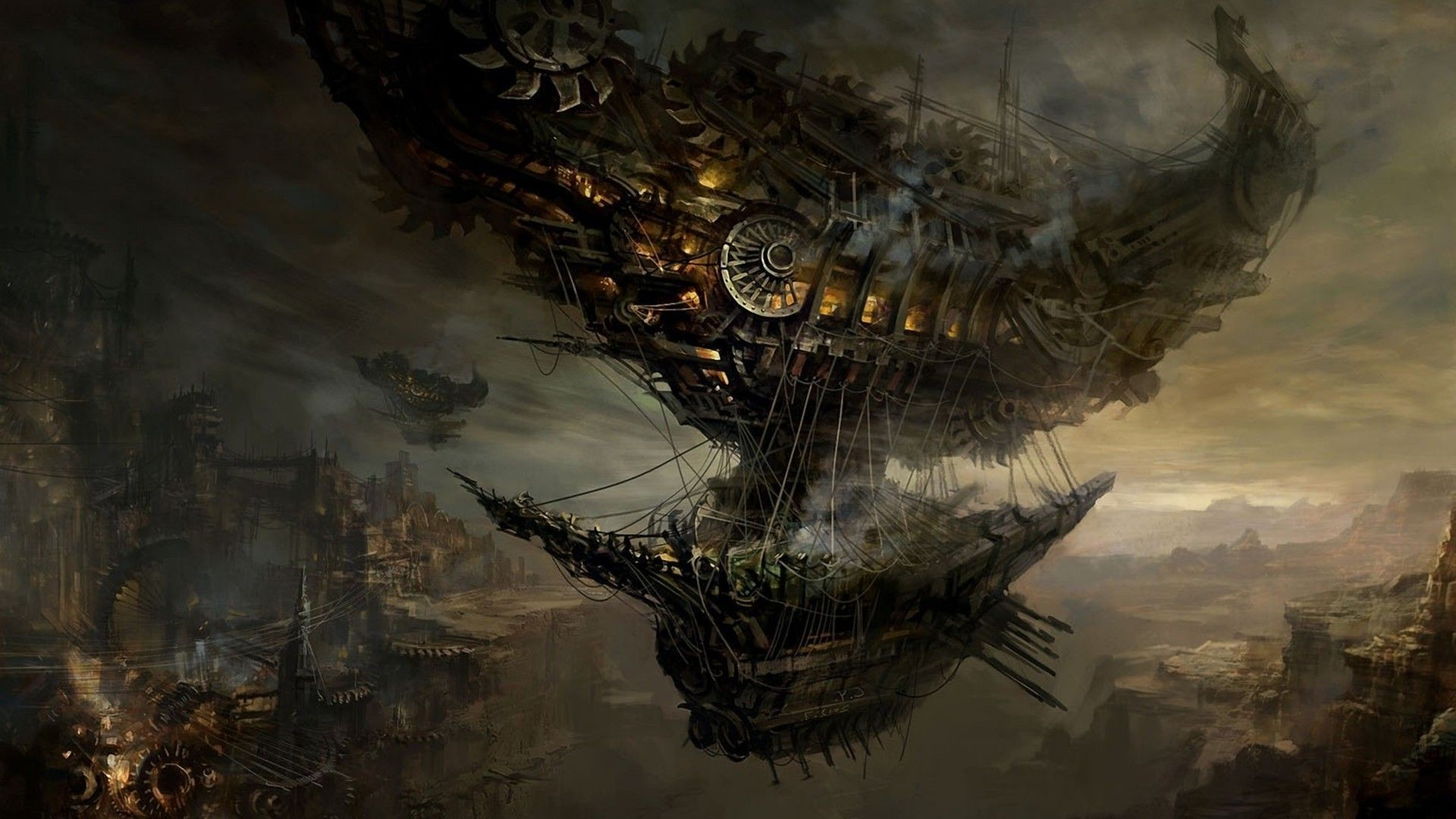 steampunk wallpapers pictures images; steampunk wallpaper 70 wallpapers hd  wallpapers …