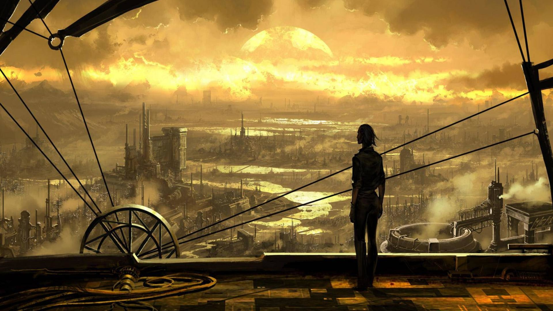 Steampunk HD Wallpapers and Backgrounds | HD Wallpapers | Pinterest | Steampunk  wallpaper, Steampunk and Wallpaper