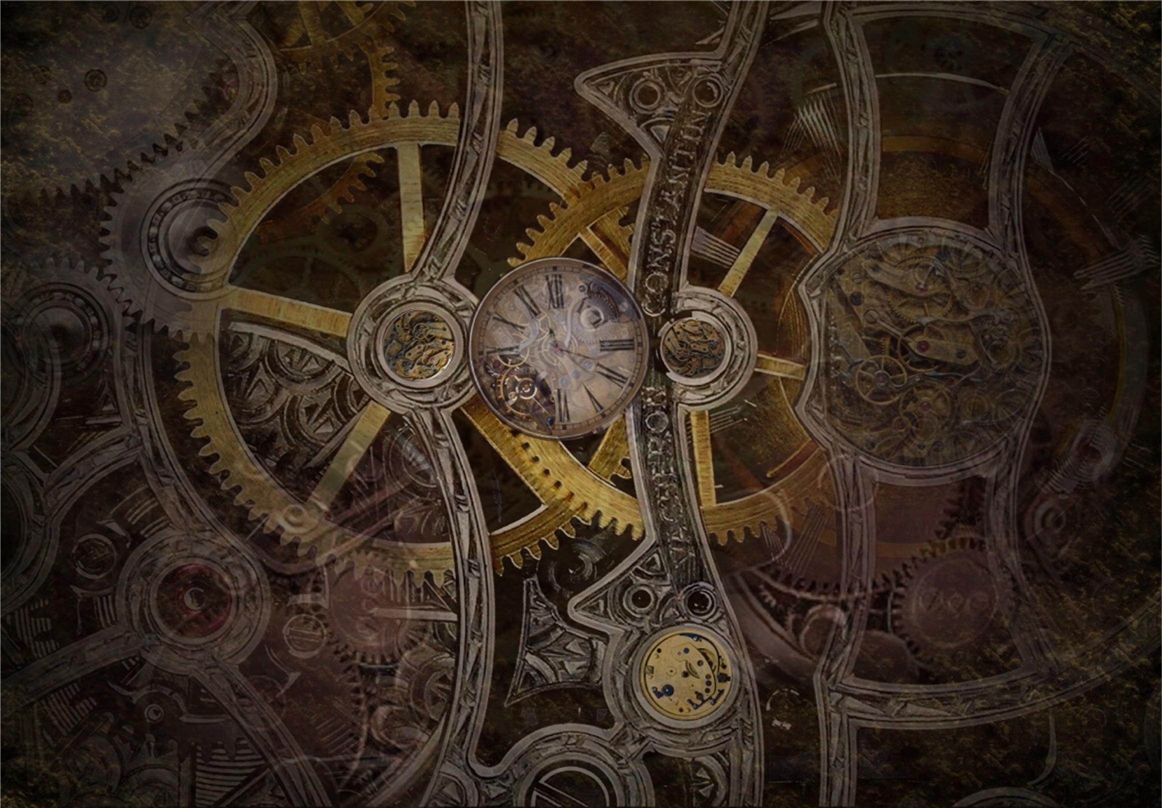 Sci Fi – Steampunk Wallpaper