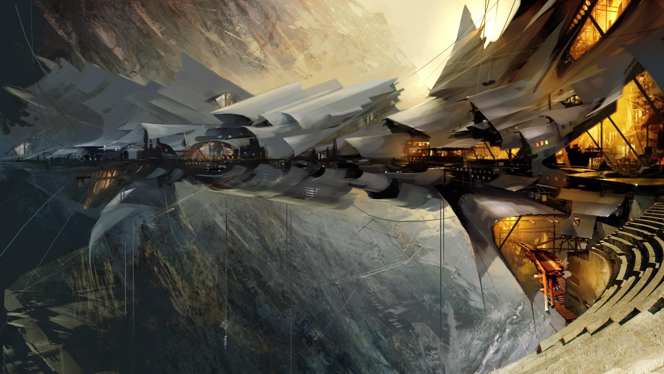 HD Wallpaper | Background ID:206933. Sci Fi Steampunk