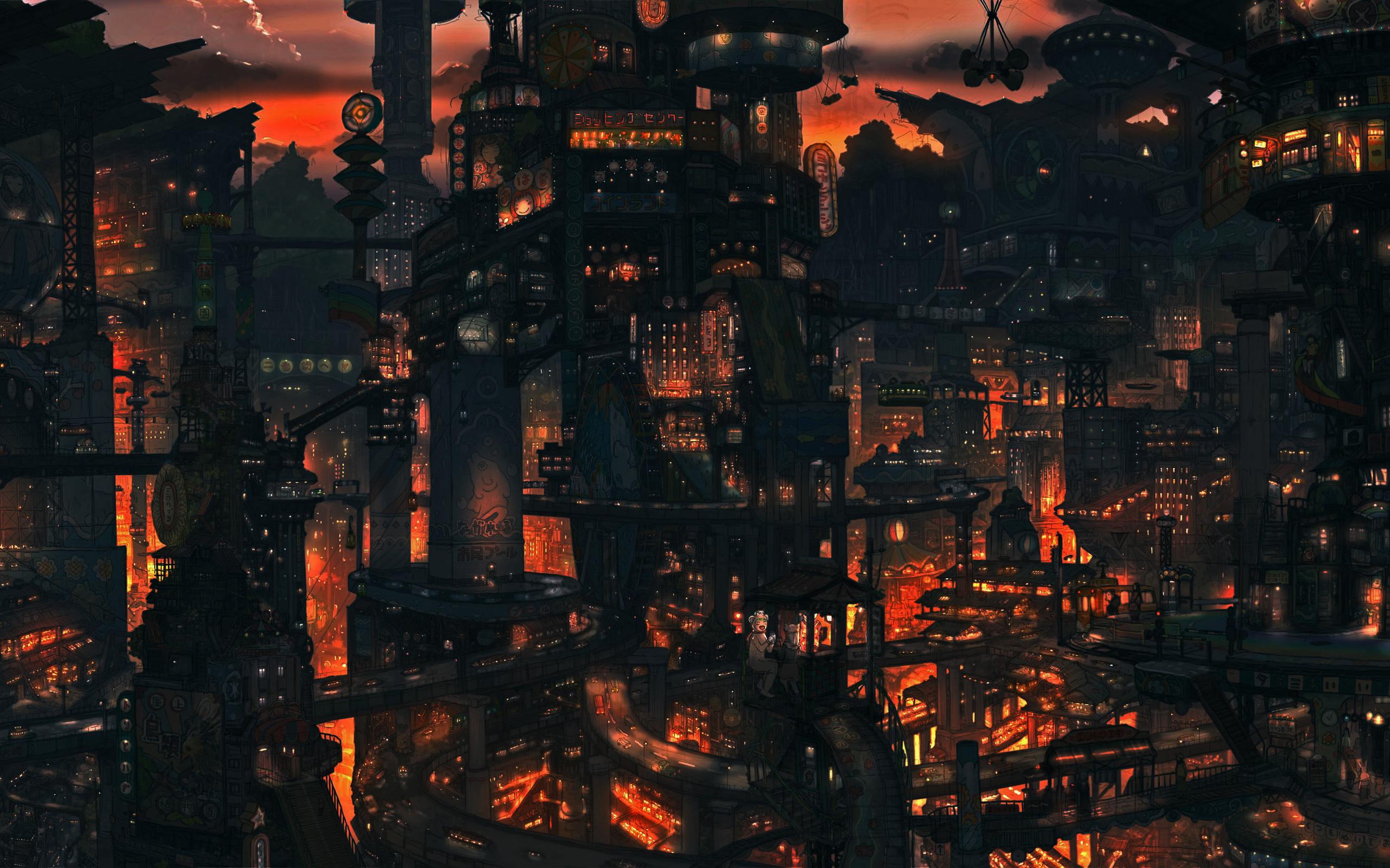 Awesome Steampunk Wallpaper 1627 2560 x 1600 .