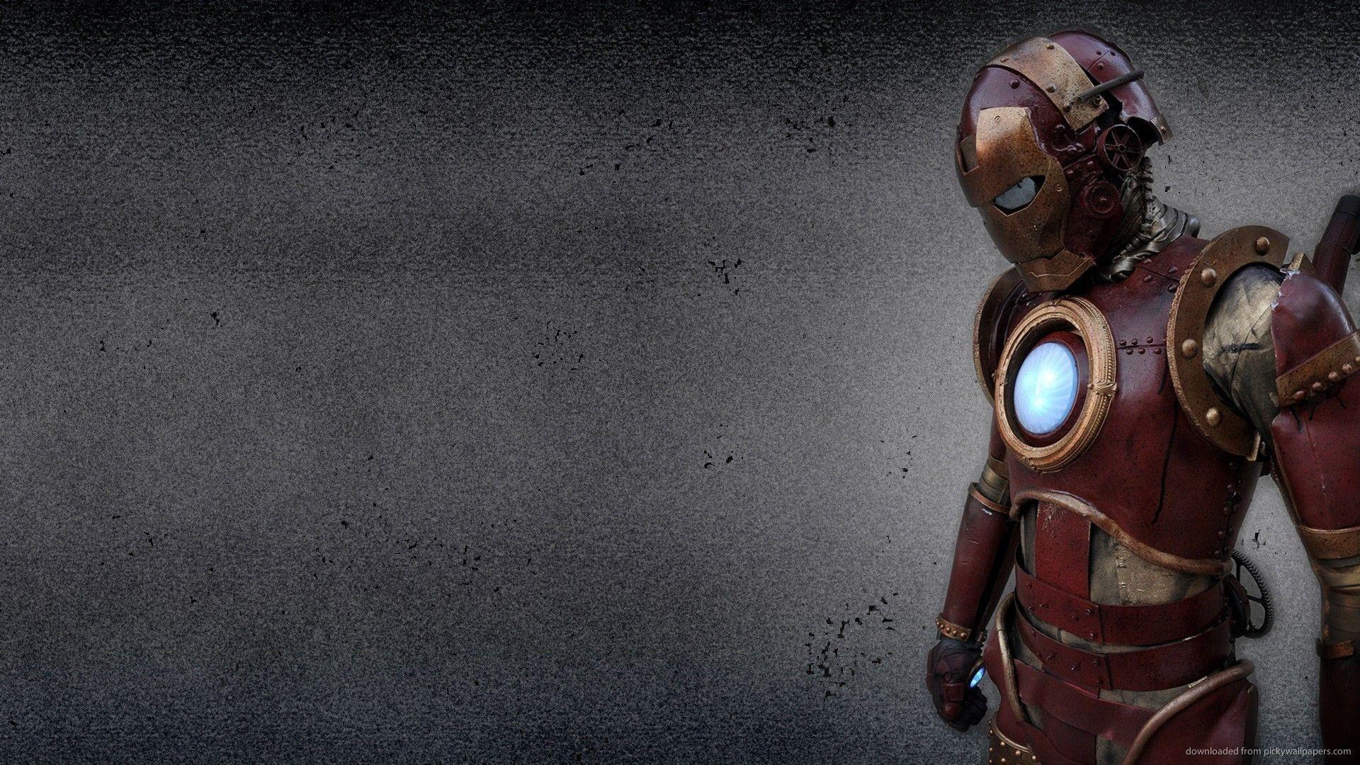 11 Iron Man Steampunk wallpaper 1582 :: Steampunk Hd ..