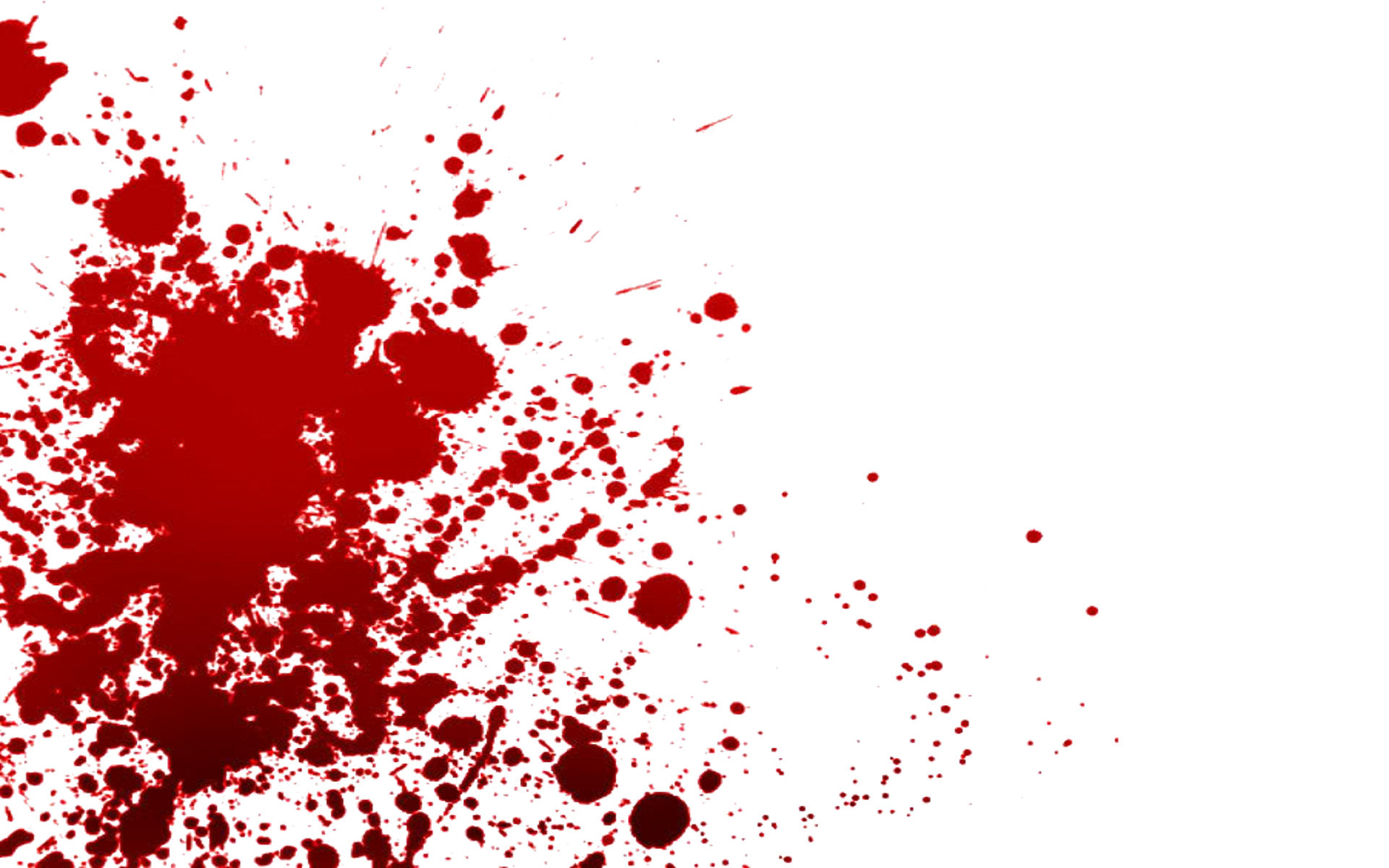 Blood Splatter Wallpaper [x3] : Dexter #7124