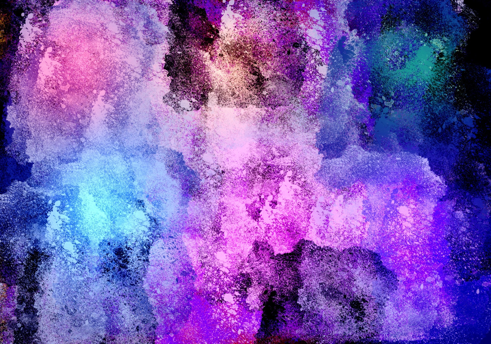 Splatter Background Colour Paint Daubs Grunge Paint Texture Paint  Splattering
