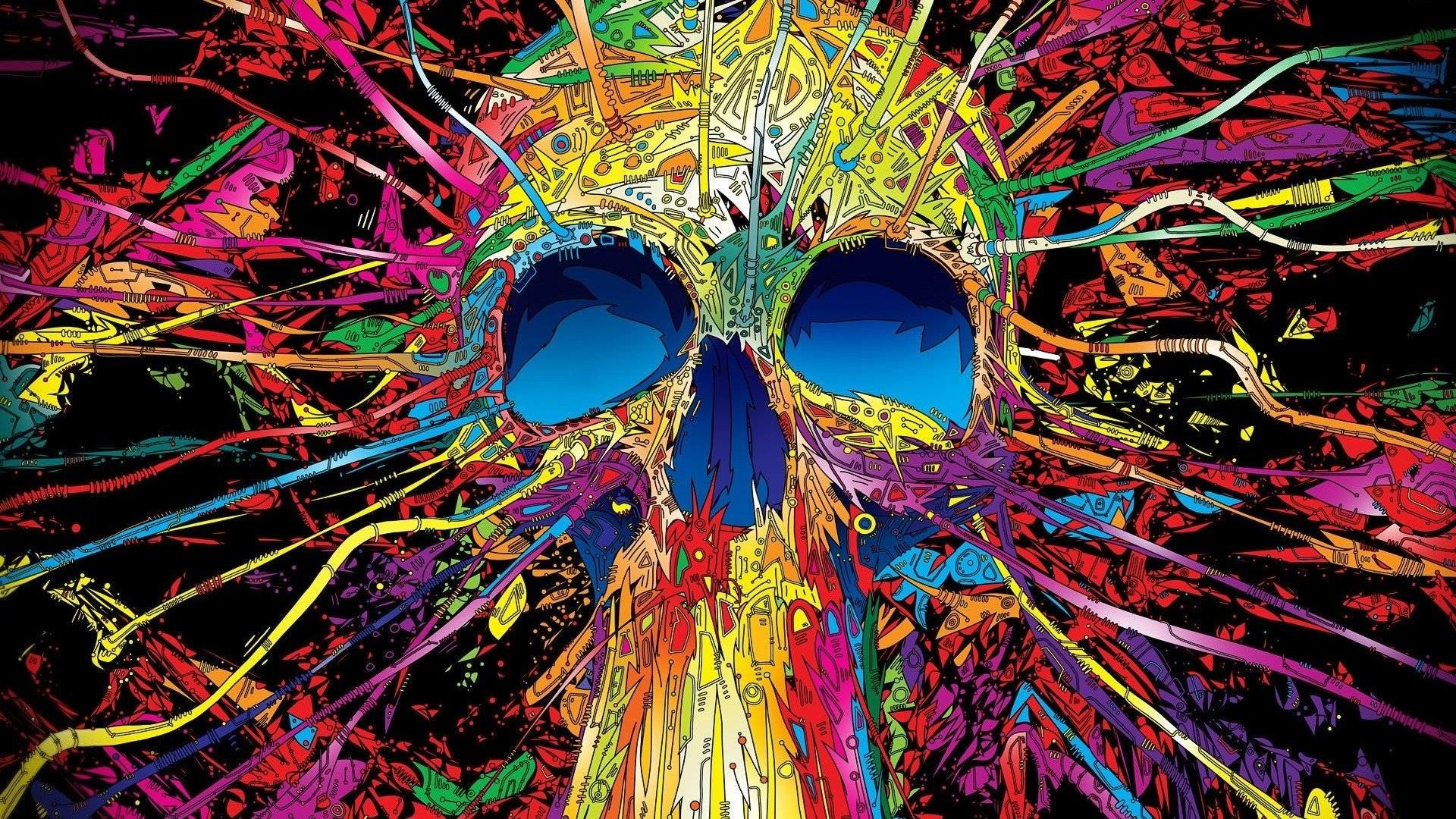 Acid Trip Backgrounds Wallpaper px Free Download .