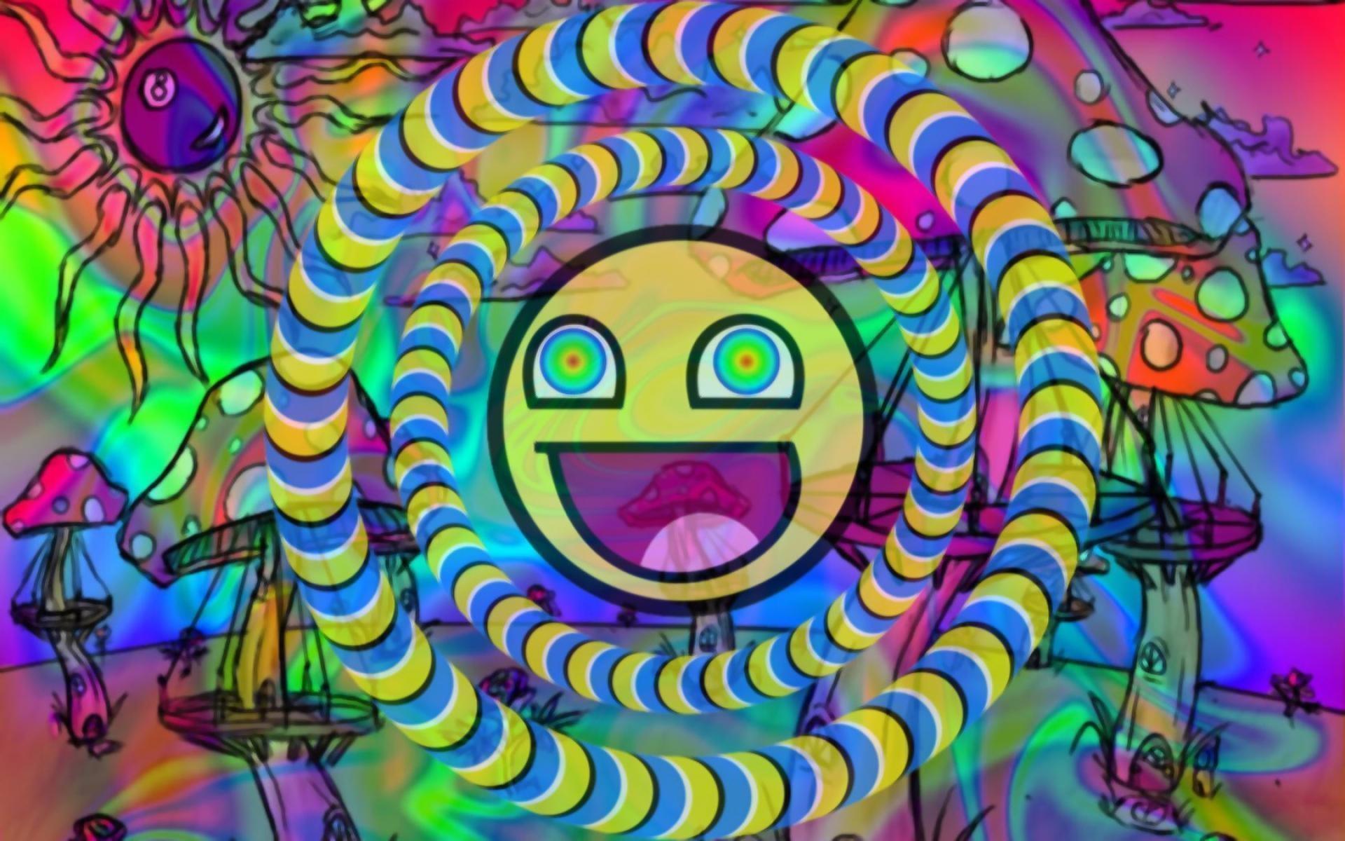 Acid Trip Backgrounds – WallpaperSafari