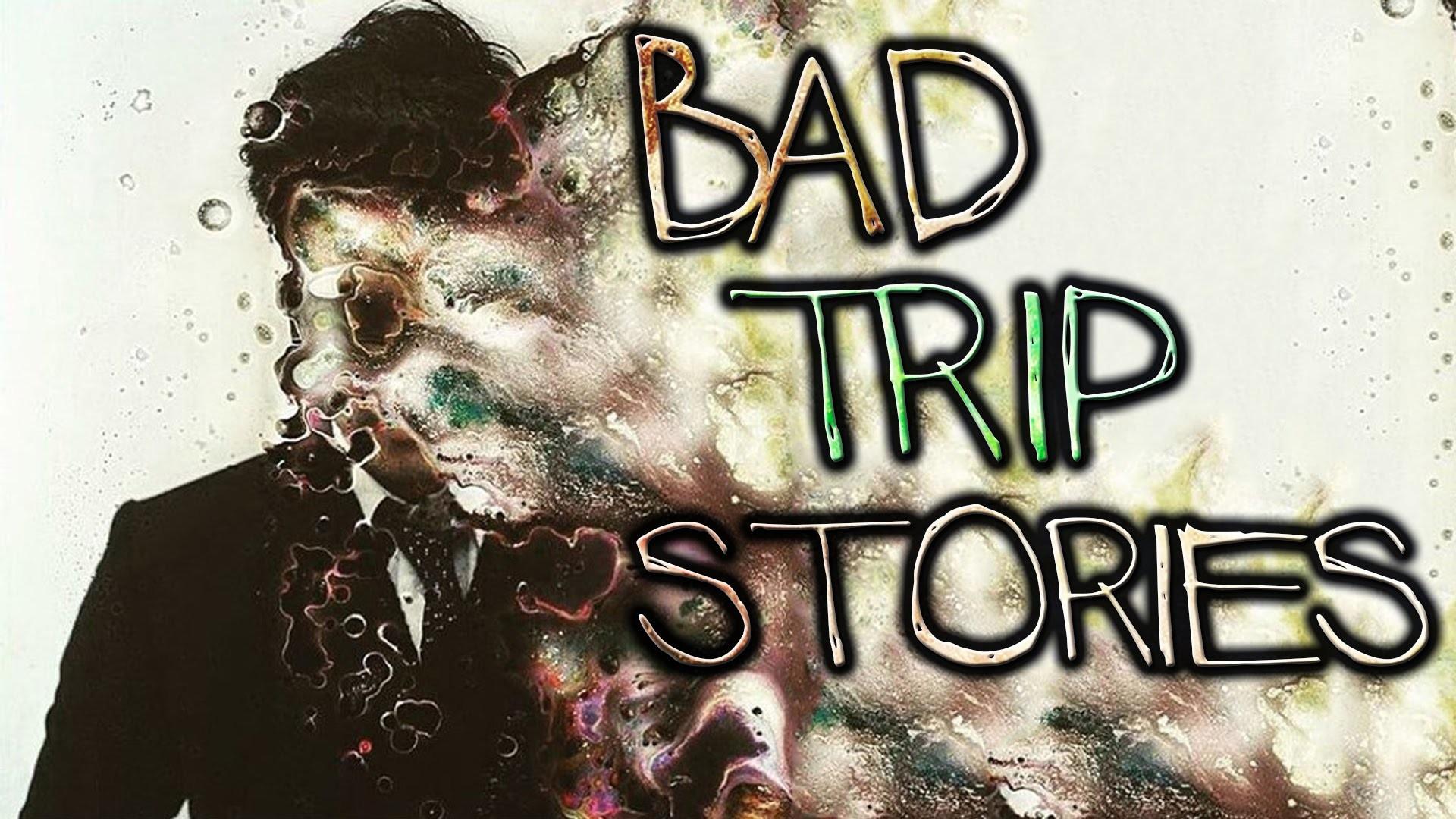 3 TRUE Bad Trip Stories [Acid // LSD]