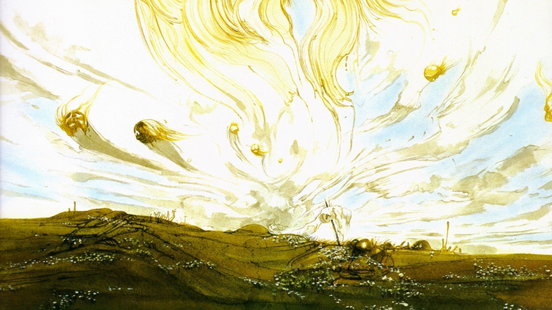 Best images about Yoshitaka Amano on Pinterest San juan 1600×1200 Yoshitaka  Amano Wallpapers (