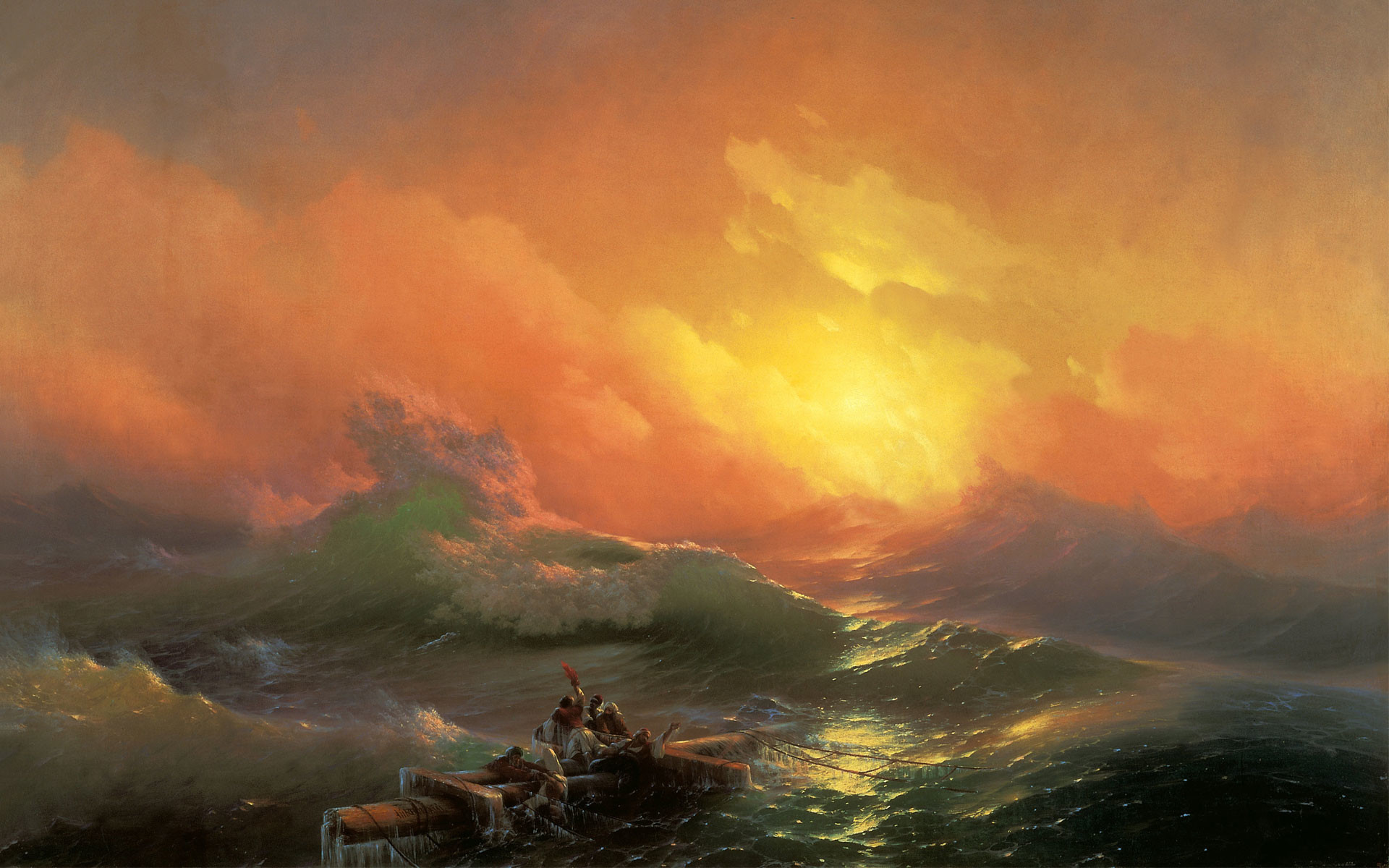 Historical Paintings Wallpapers