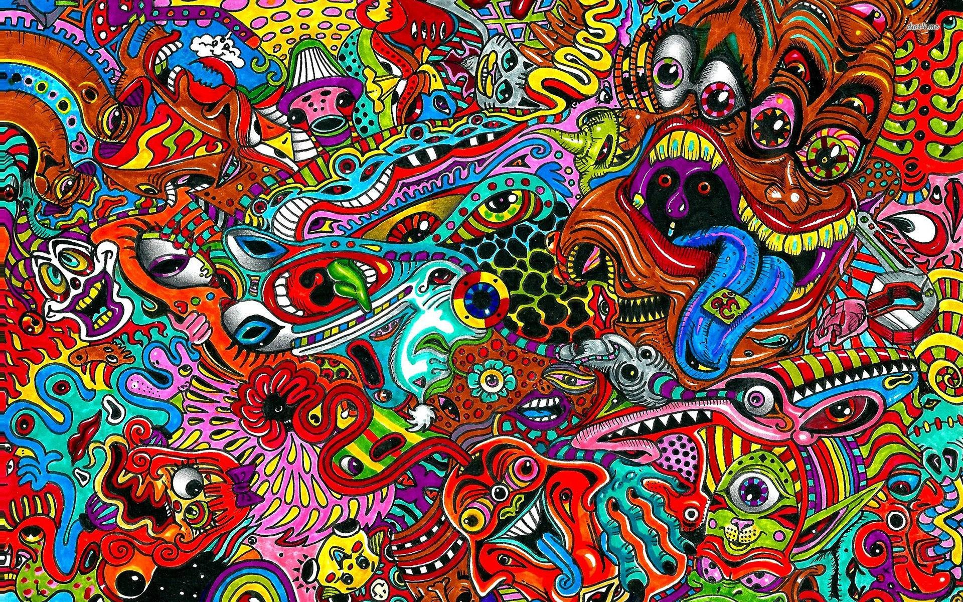 Psychedelic Wallpapers – Full HD wallpaper search