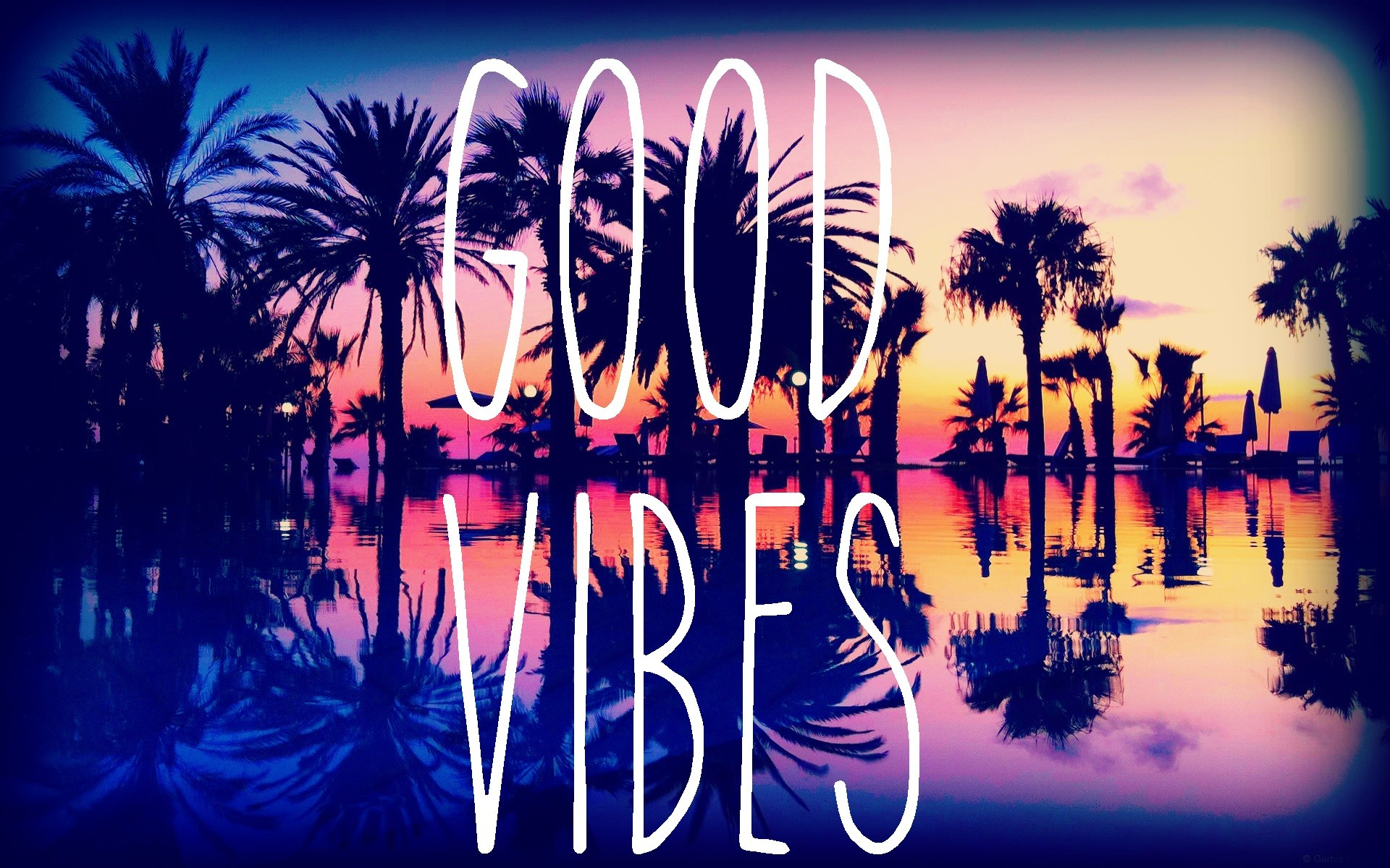 good vibes wallpaper by strobesound customization wallpaper landscapes .