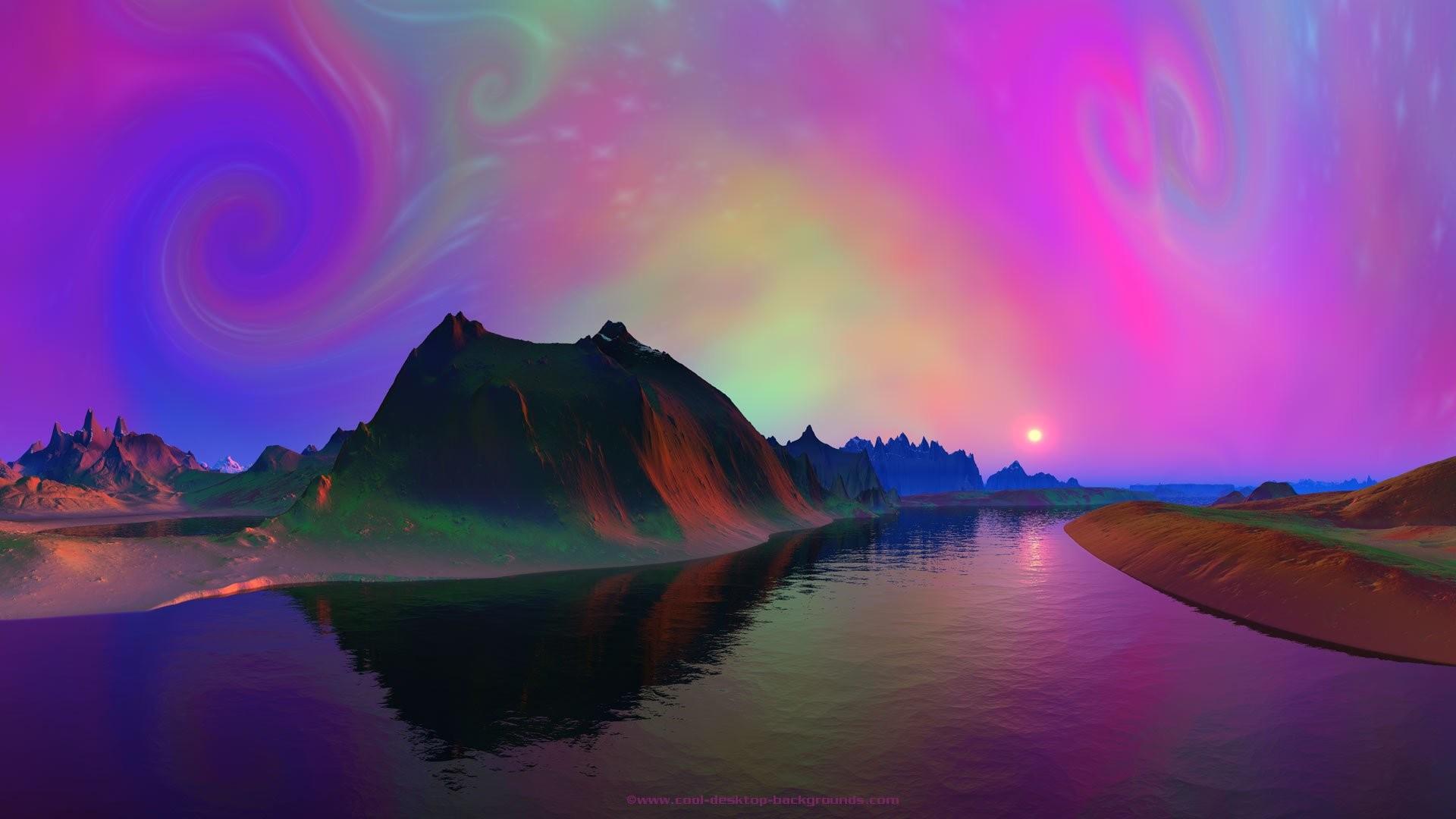 65 Psychedelic Desktop Wallpaper Hd