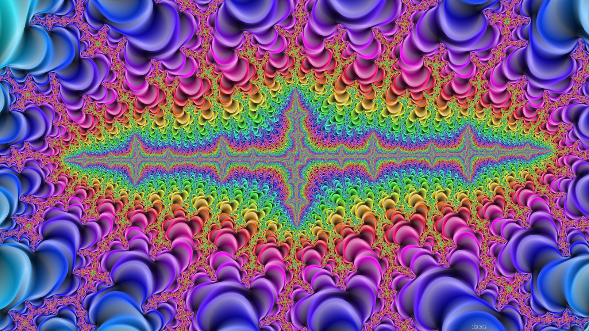 Artistic – Psychedelic Wallpaper